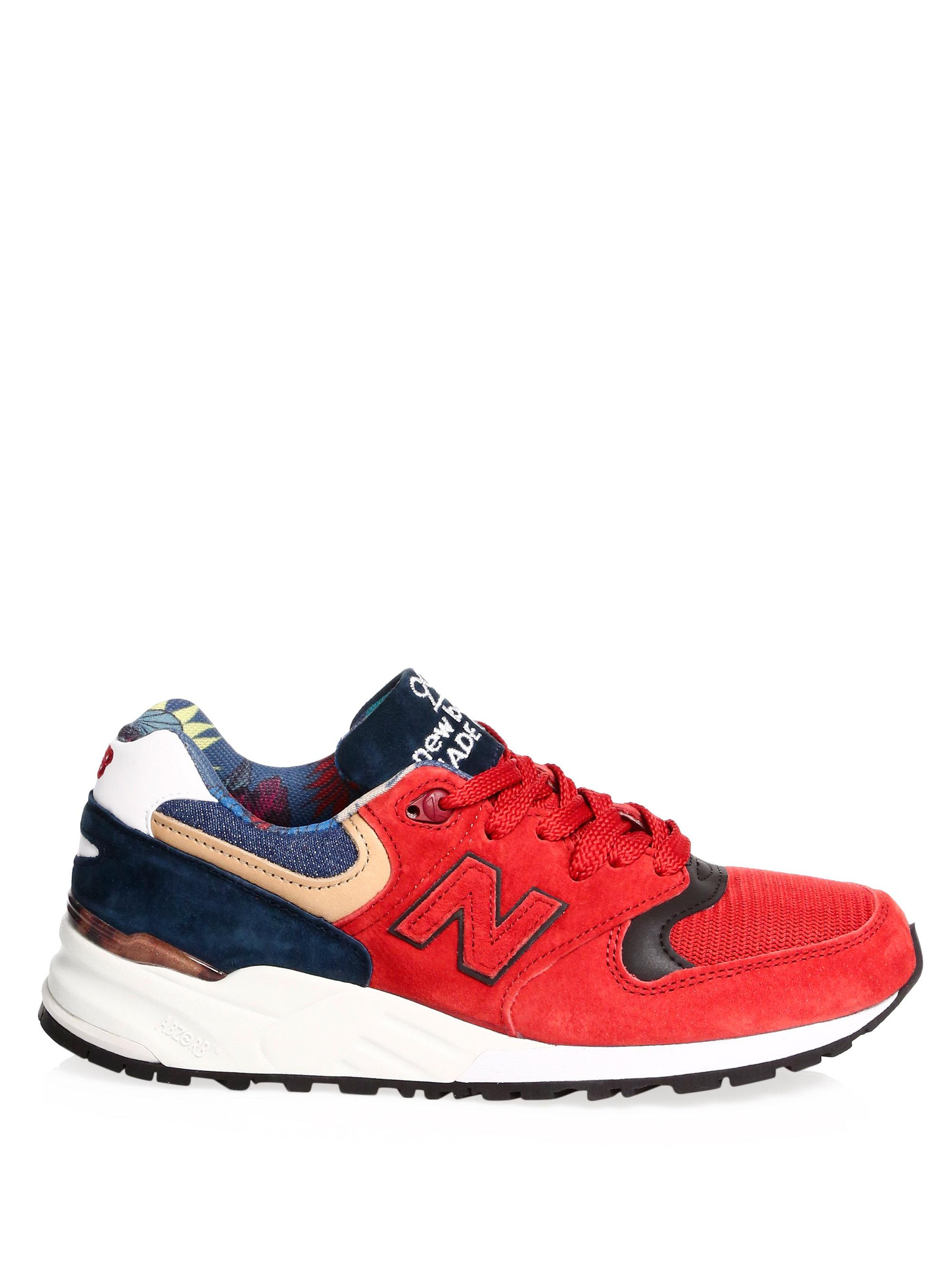 New Balance Asia Suede Sneakers IycwhC
