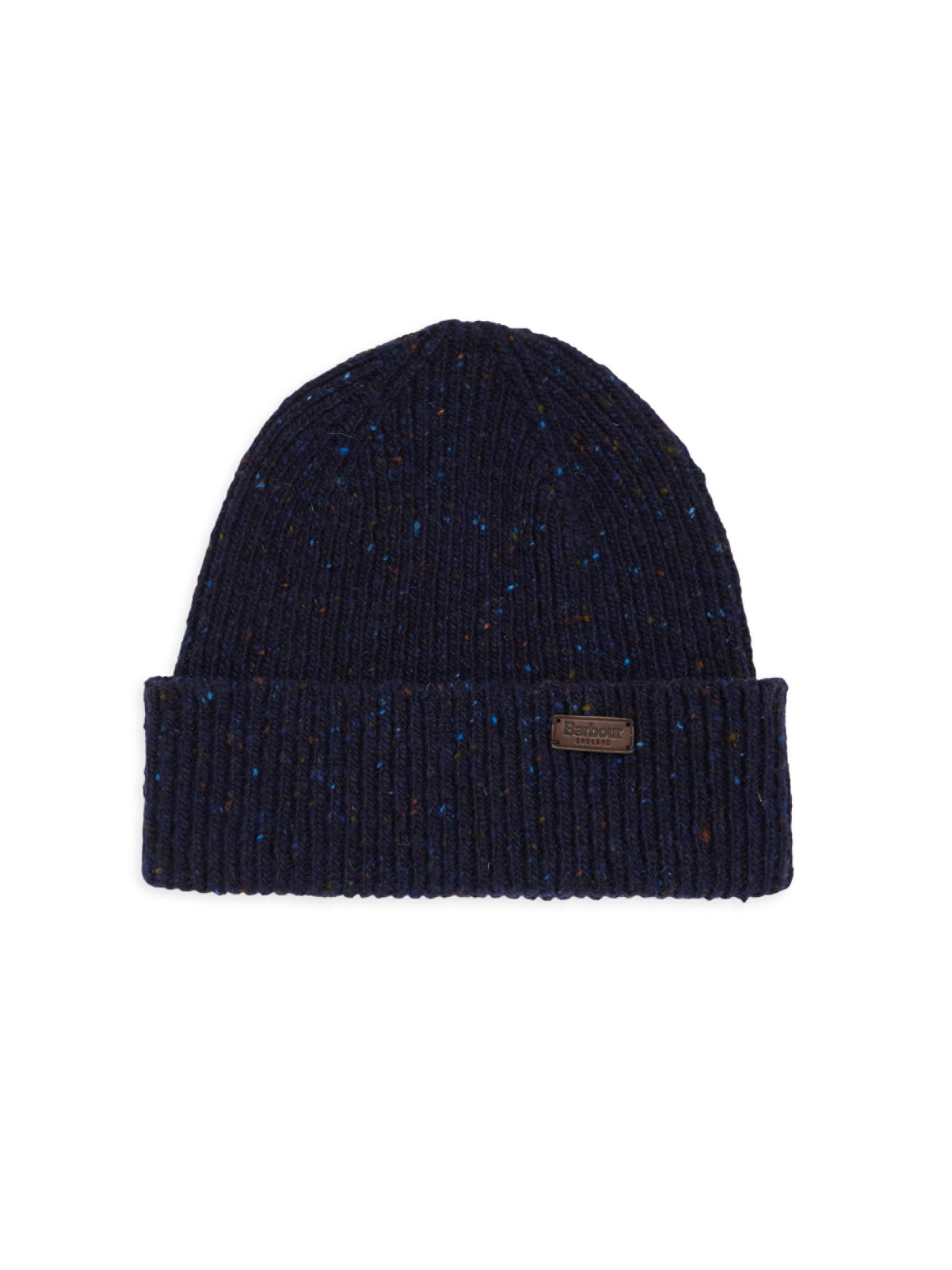 0ecd88357 Men's Blue Lowerfell Donegal Wool Beanie