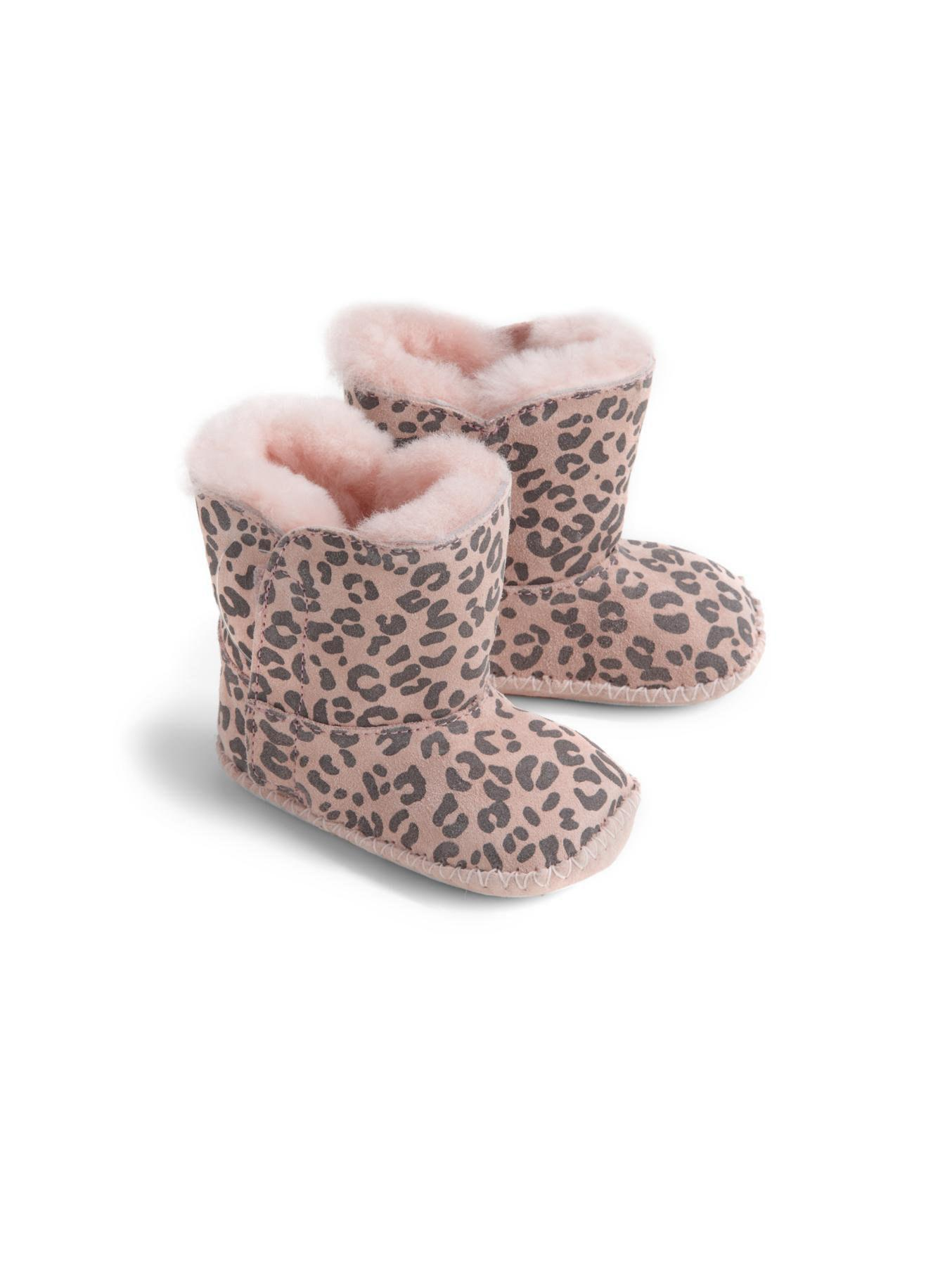 544b16b4847 Women's Pink Baby's Cassie Leopard Boots
