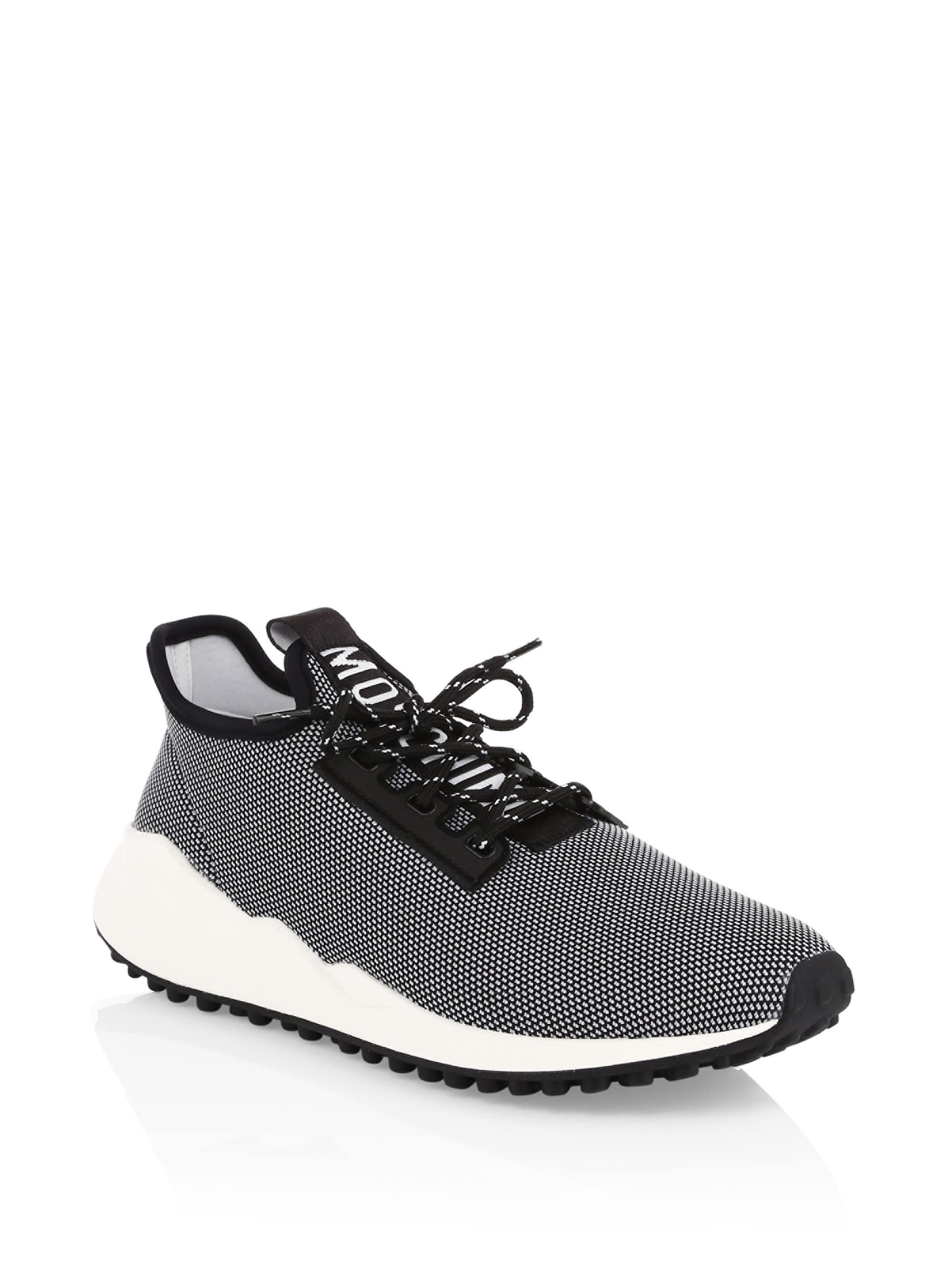 Moschino Mesh Low Top Sneakers Eq4Ta5VVi5