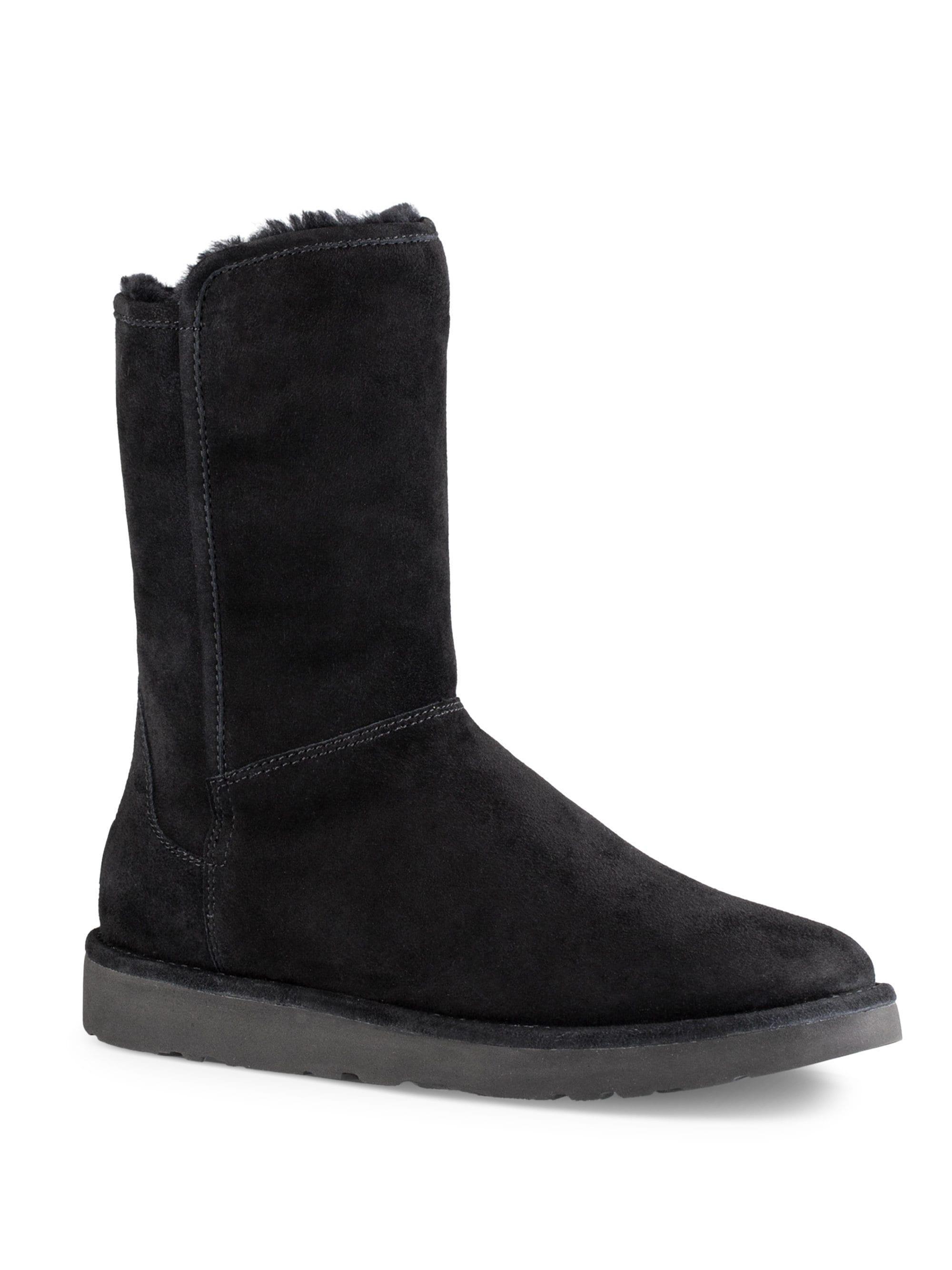 6b49d81d43d UGG Shoes Ugg Bruno Black Ankle Boots Size 6 Color Black