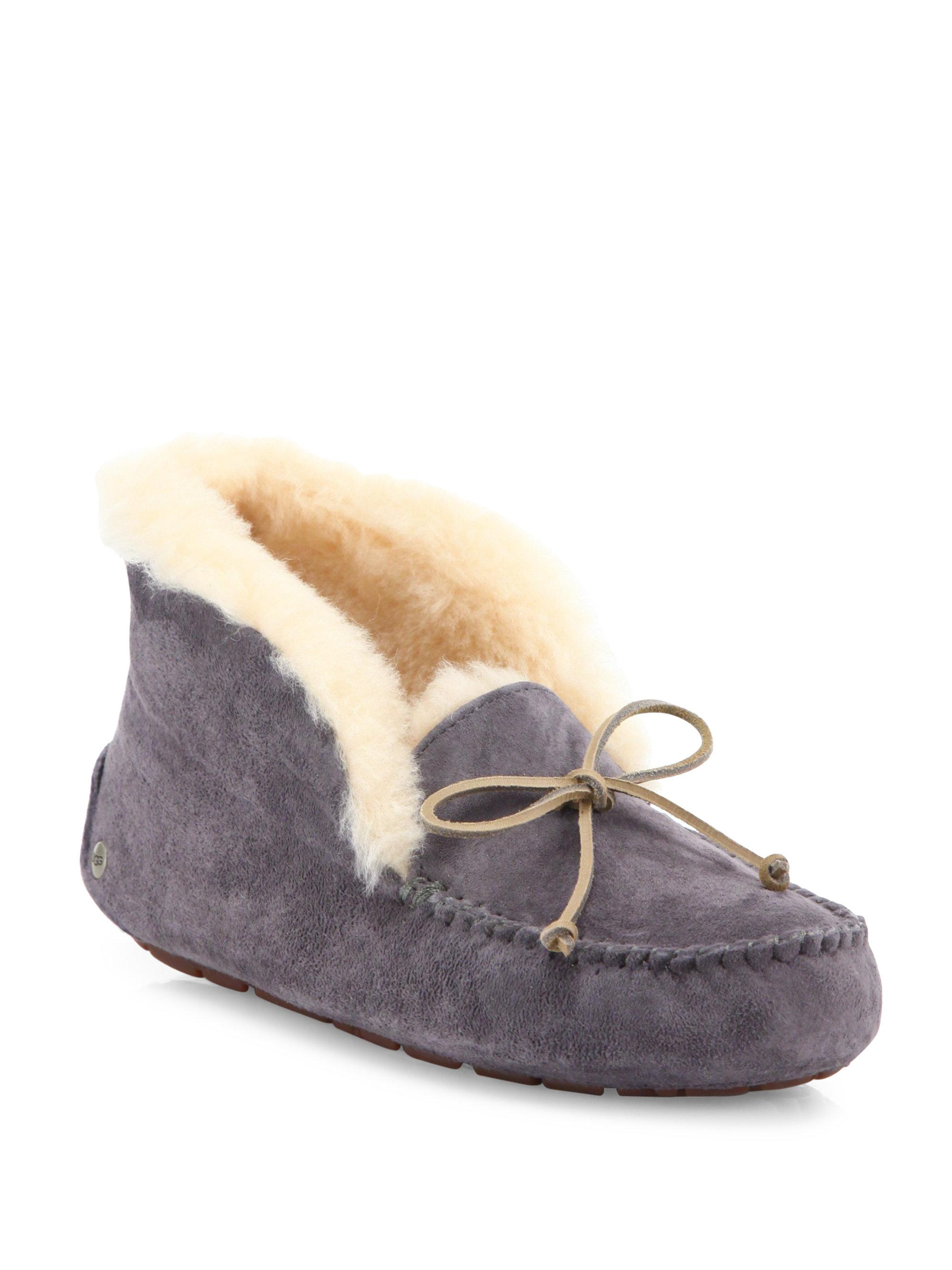 UGG Alena Suede pure Slippers