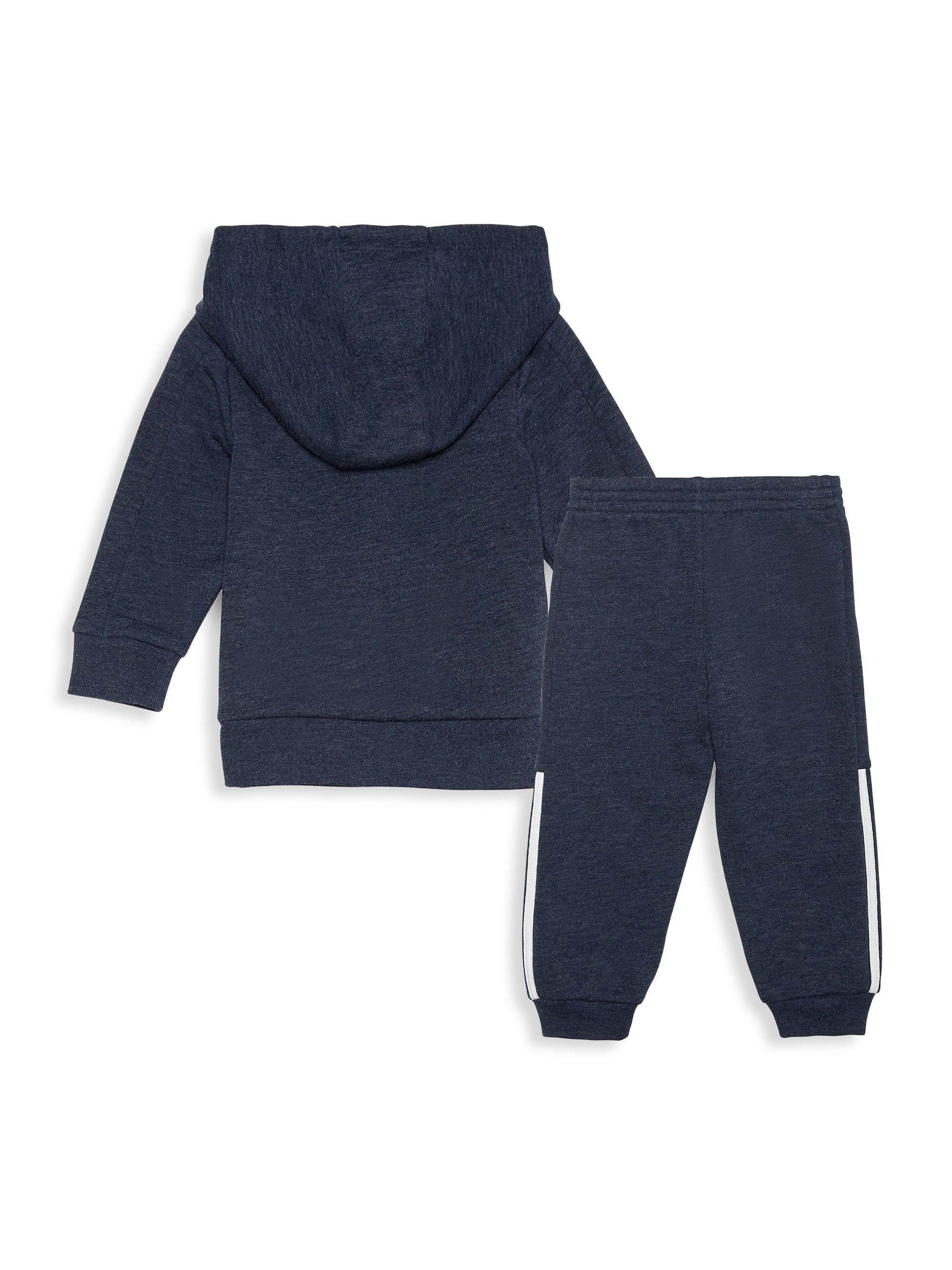 eb7f28bfe Lyst - adidas Baby Boy s Two-piece Melange Hoodie   Joggers Set in ...