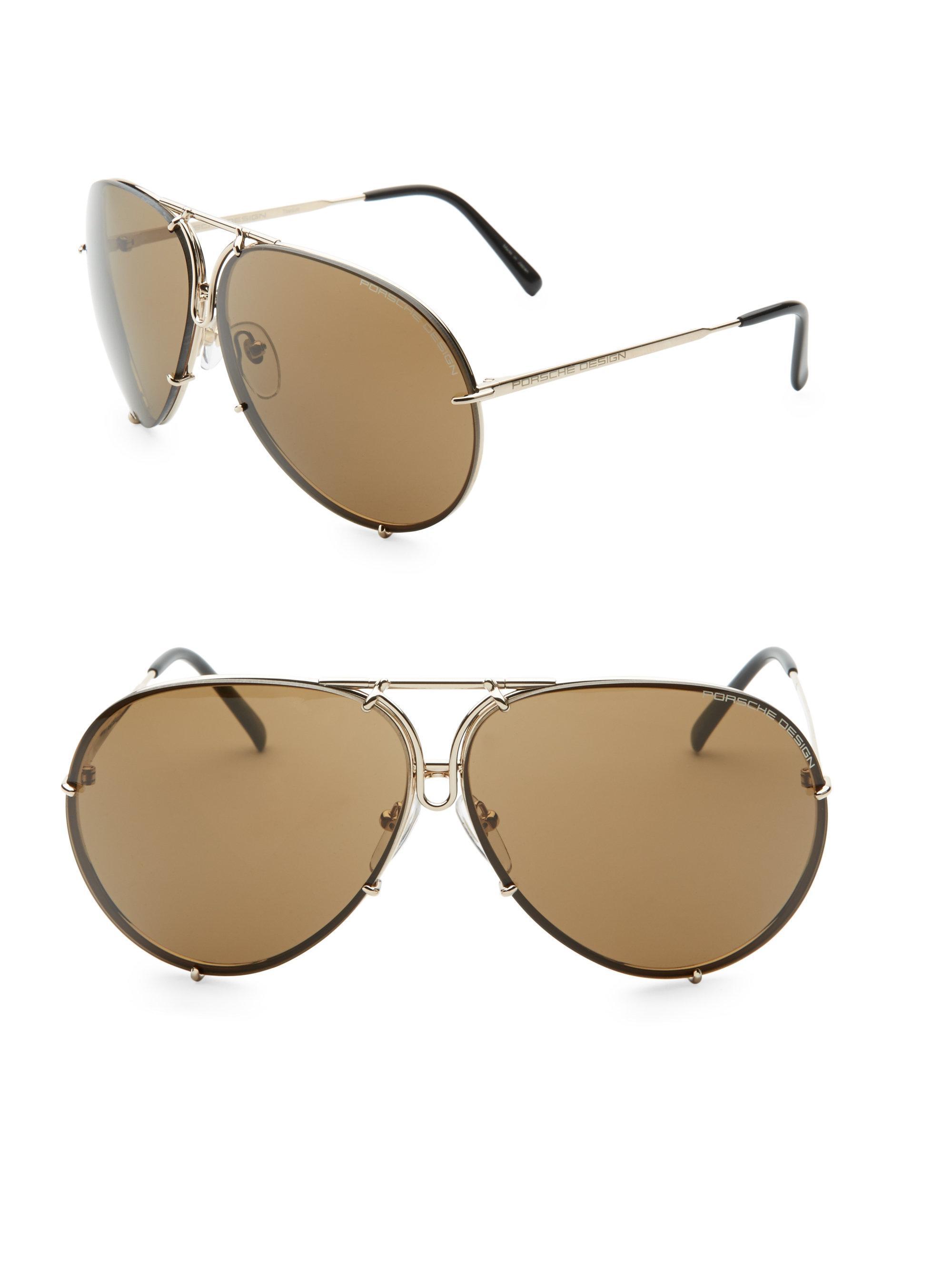 78001eb458c Porsche Design Aviator Sunglasses - Restaurant and Palinka Bar