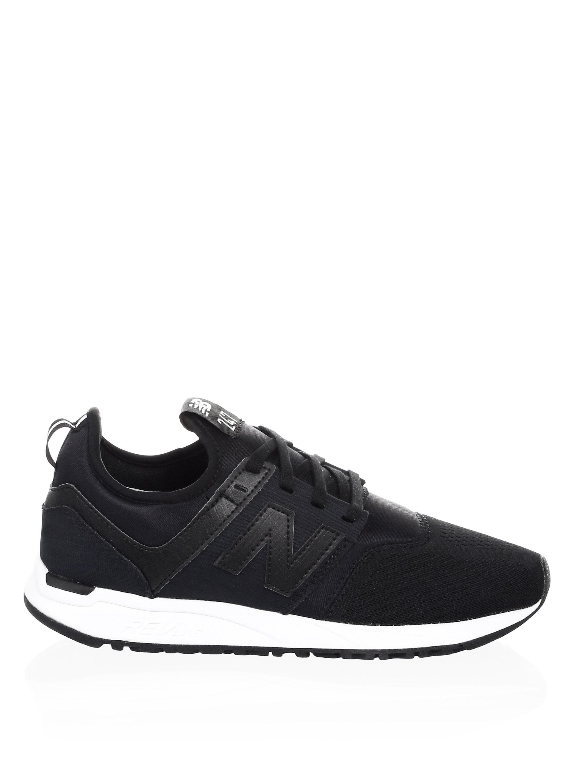 New Balance Q118 Mesh Logo Sneakers quHql