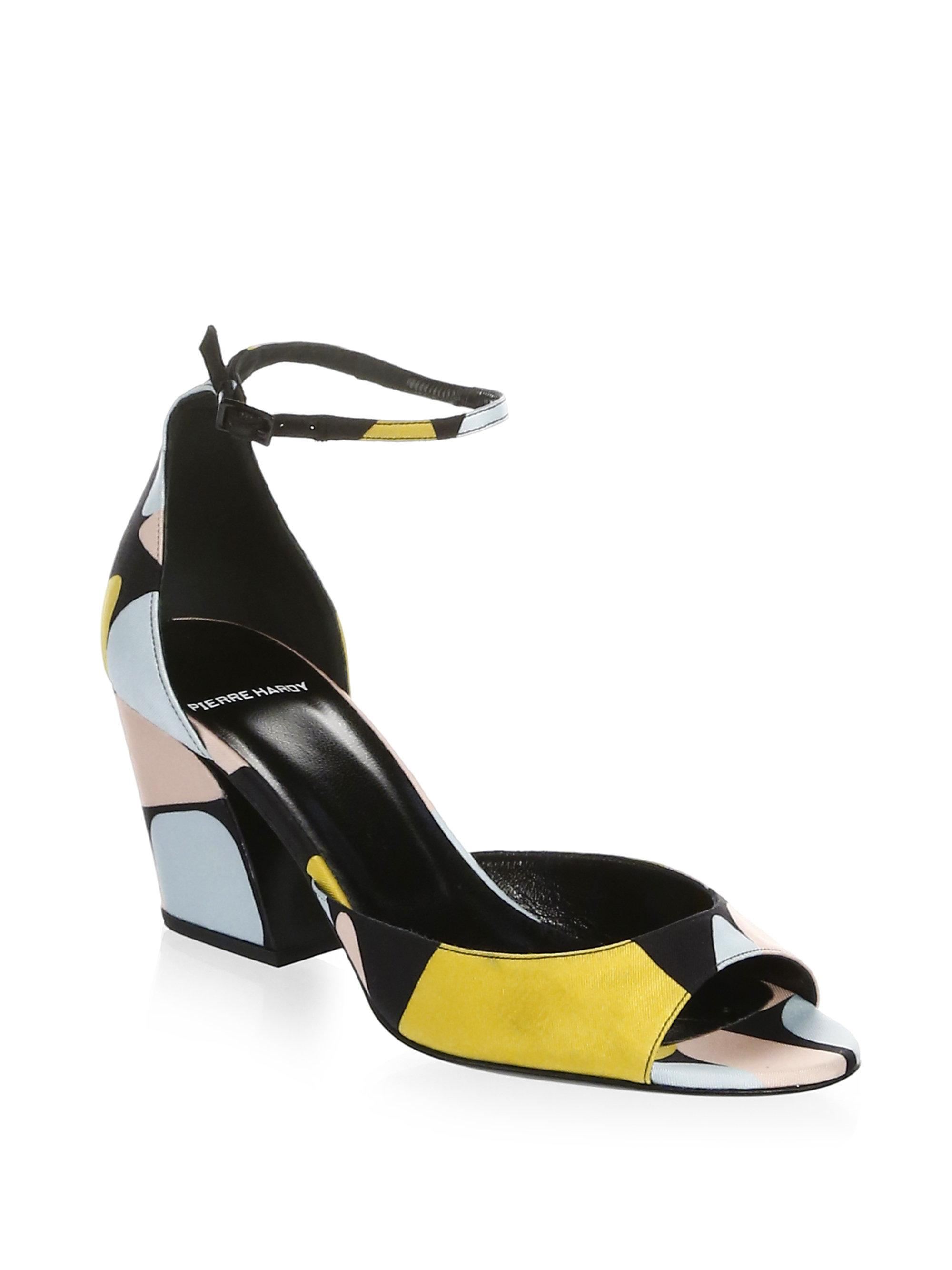 cheap sale enjoy Pierre Hardy Mesh Ankle Strap Pumps limited edition sale online clearance outlet locations cheap tumblr outlet browse TDHGB4Lzp