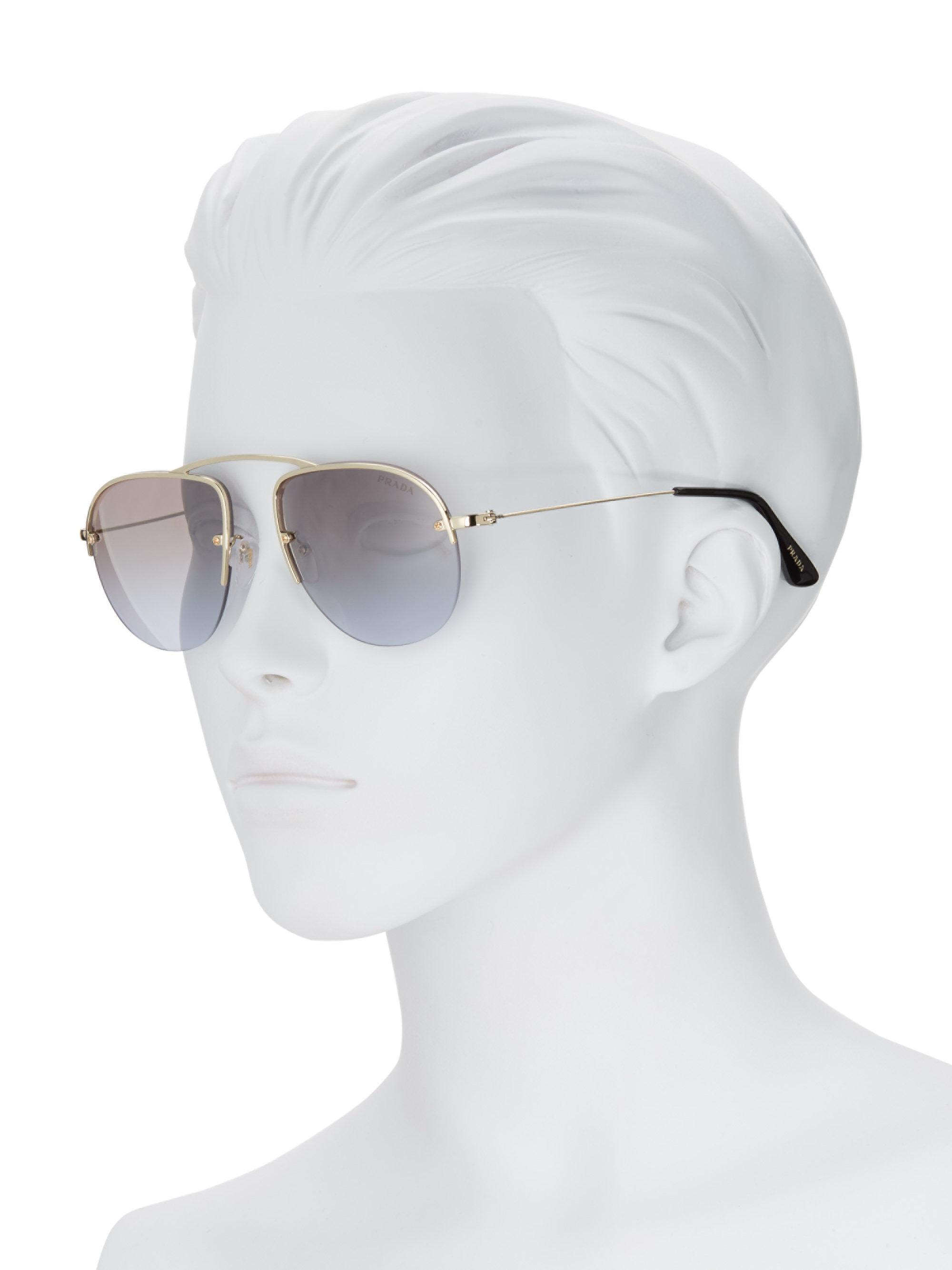 7ed1c8f3a85 Gallery. Previously sold at  Saks Fifth Avenue · Women s Mirrored Sunglasses  ...