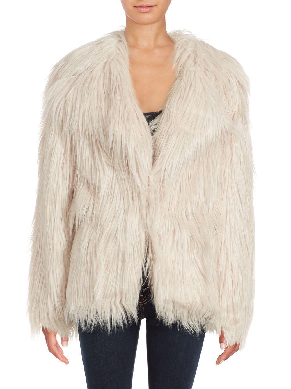 Plus Size Fur Coats - Coat Nj