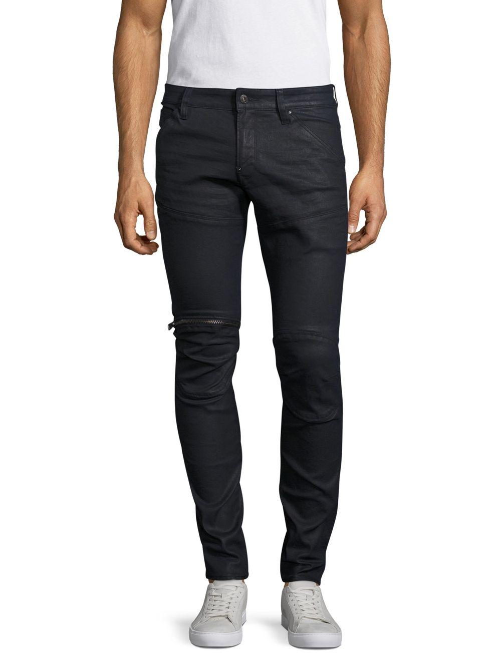 Lyst - G-Star Raw Skinny Jeans for Men