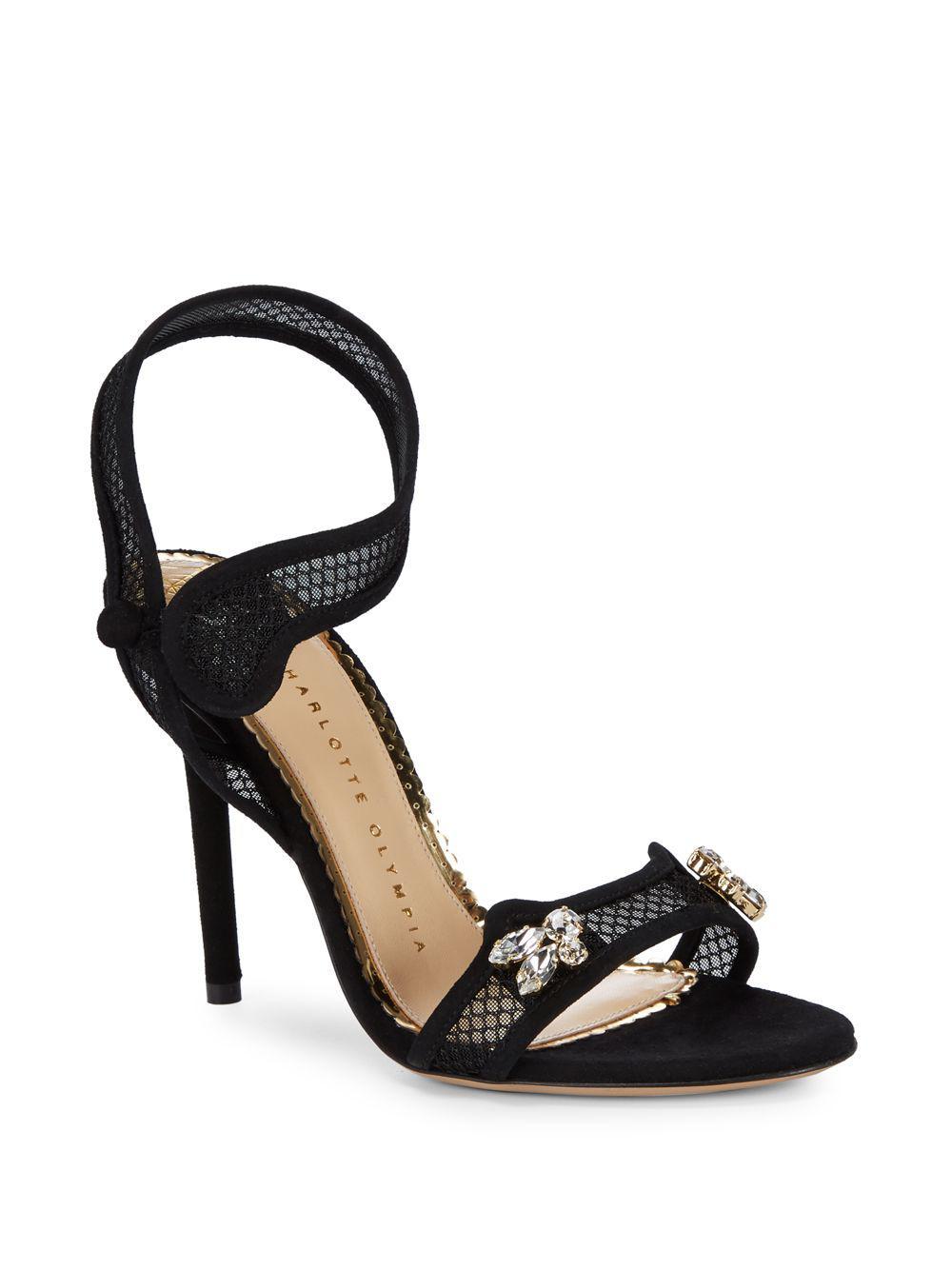 embellished sandals - Black OLYMPIAH zphkpEM