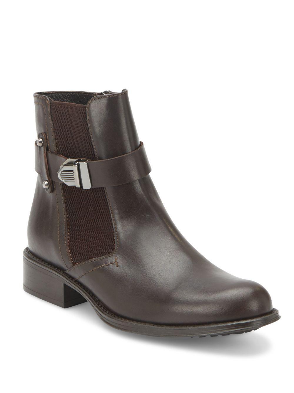 Aquatalia Emery Leather Booties excellent cheap price uSw9M5M