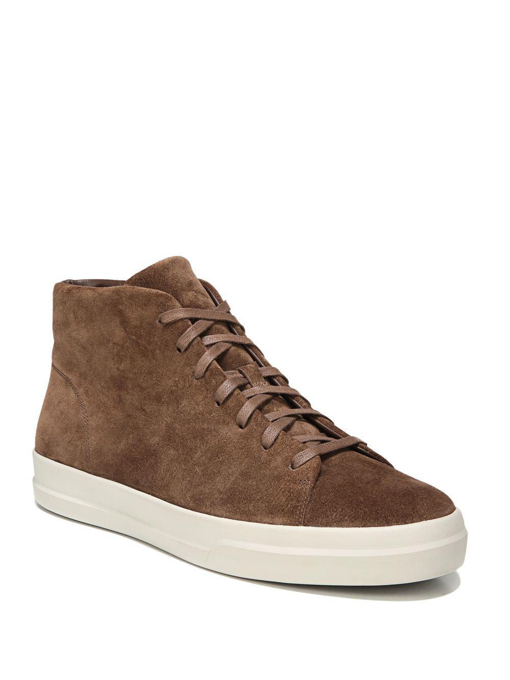 Vince Cullen Sport Suede High-Top Sneakers GhgukH
