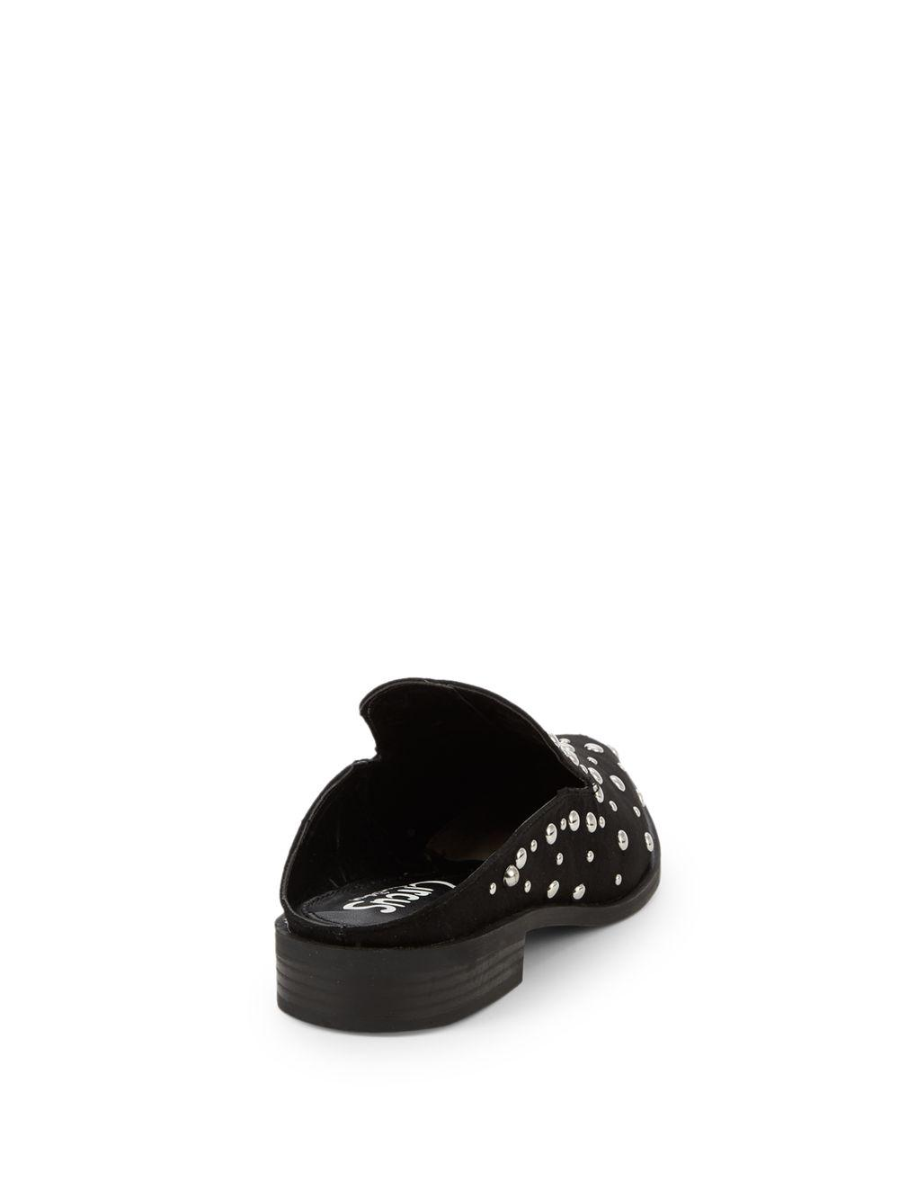 8d7bc7bdb Circus by Sam Edelman Lucielle Embellished Mule in Black - Save 44% - Lyst