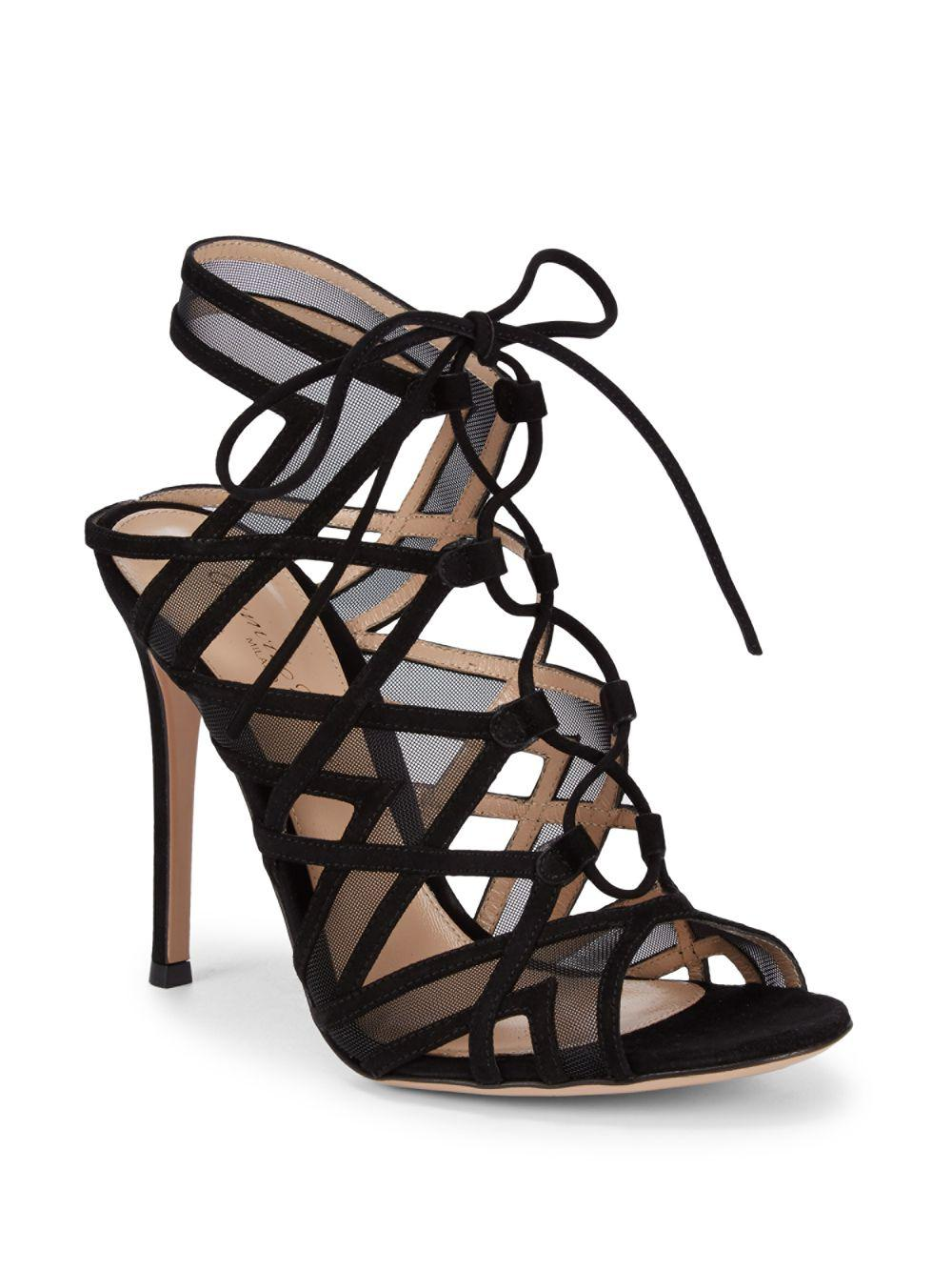 Sergio Rossi Strappy stiletto sandals 5OxVjcu