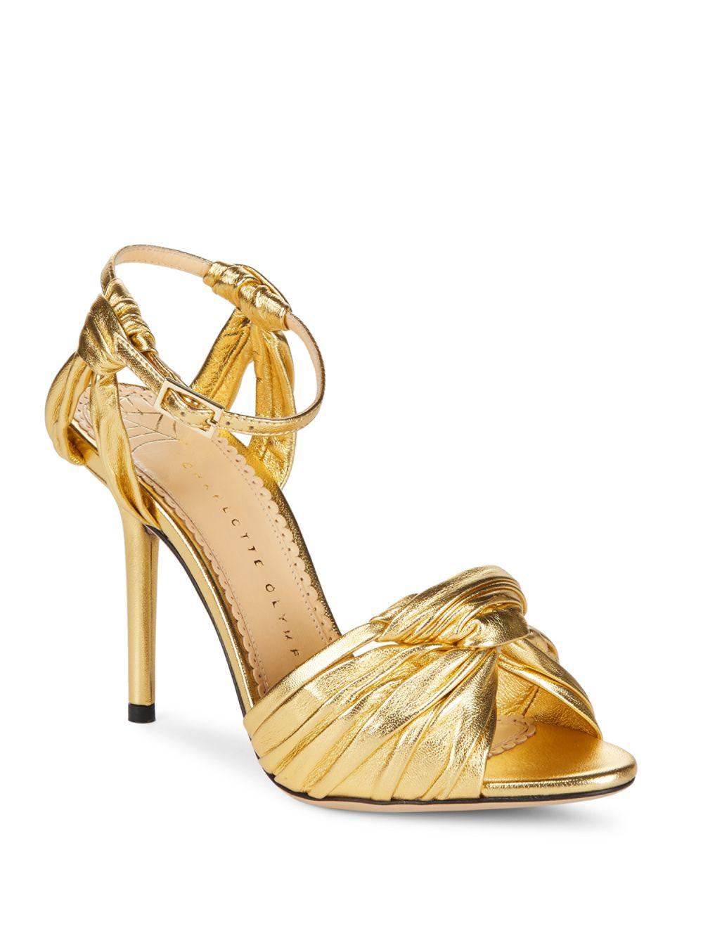 Charlotte Olympia Broadway 95 Sandal in