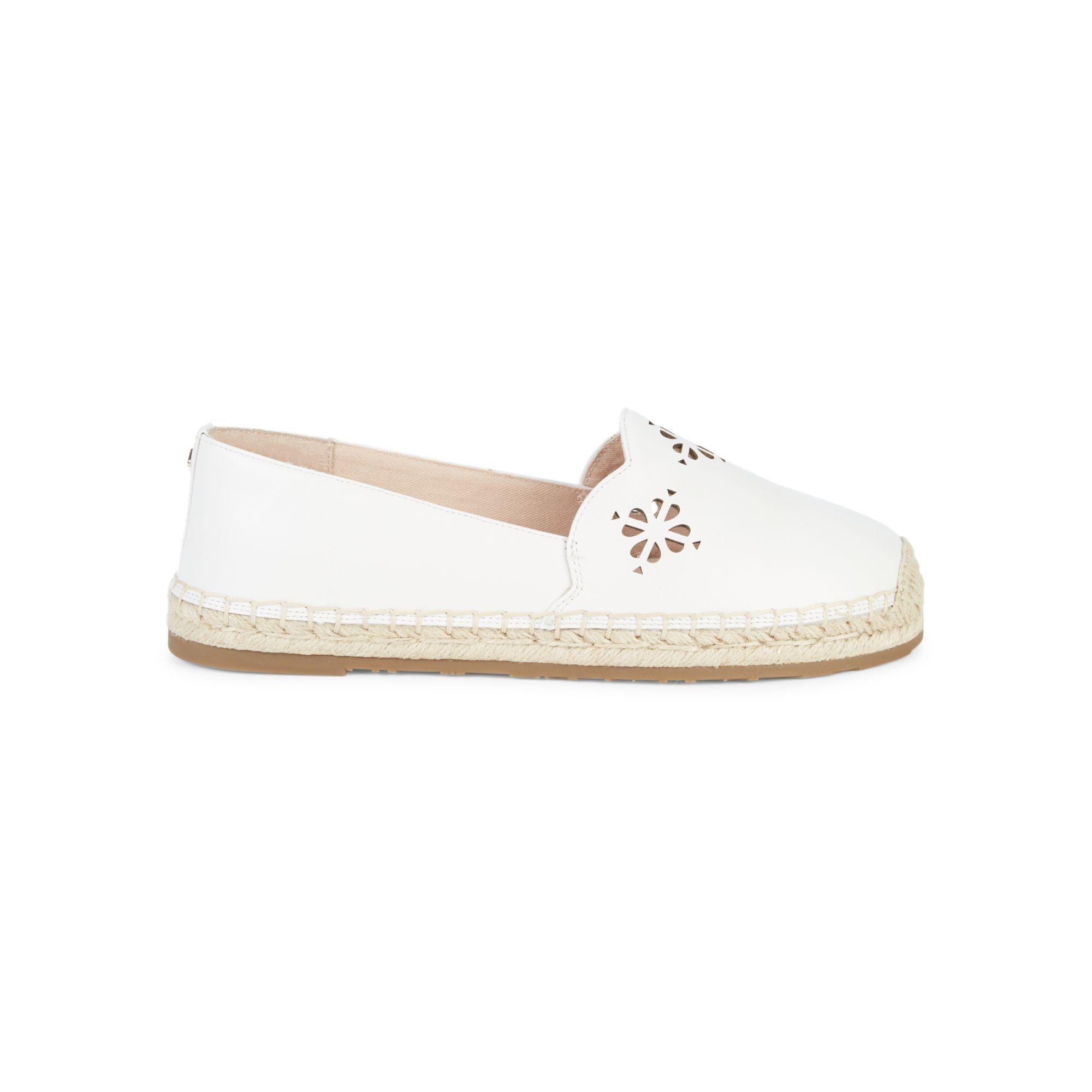 Kate Spade Grecian Leather Slip-on