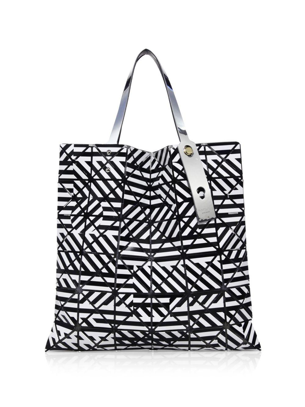 Bao Bao Issey Miyake Mirage Maze Tote in Black - Save 15% - Lyst be9fc13c201bf