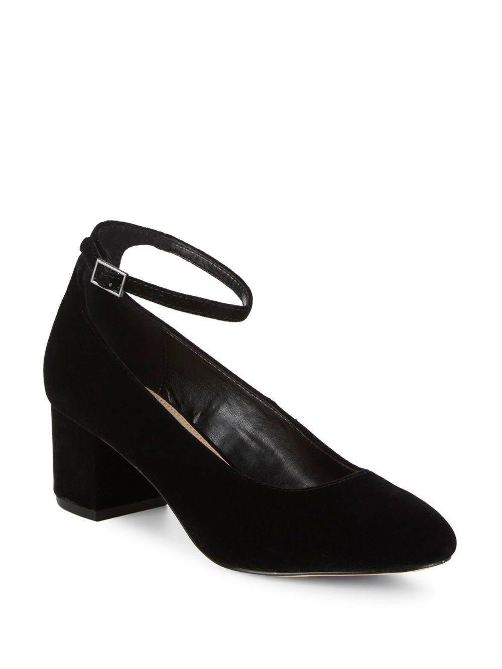 5c0b861ffa4 Women's Black Amelia Almond Toe Pumps