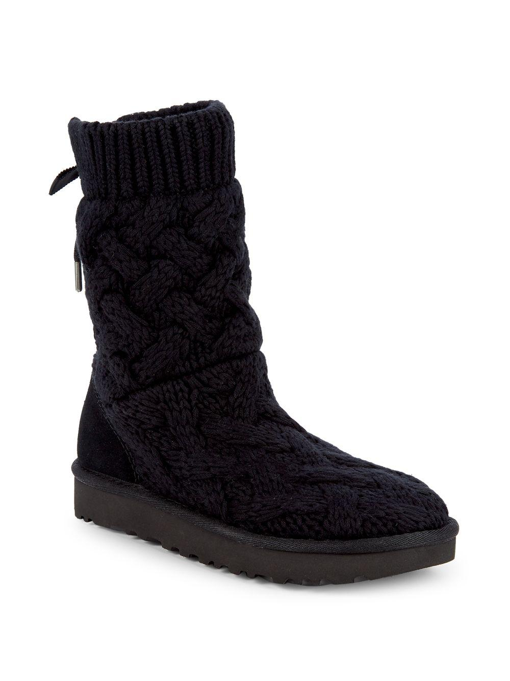 2be626ca103 top quality isla knit ugg boots 28a8d baac6