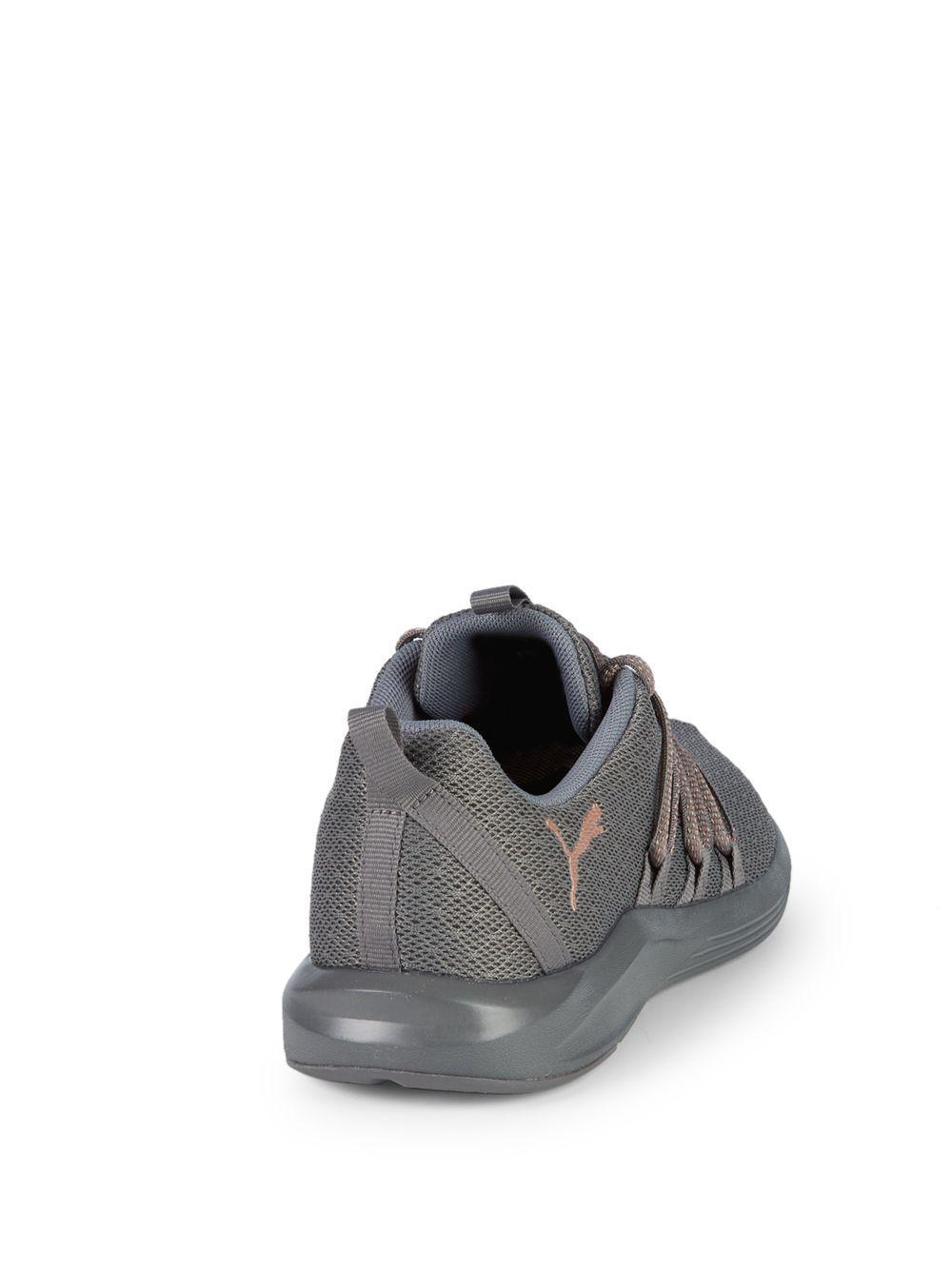 a2f0c249384c Puma Prowl Alt Knit Mesh Sneakers in Gray - Lyst