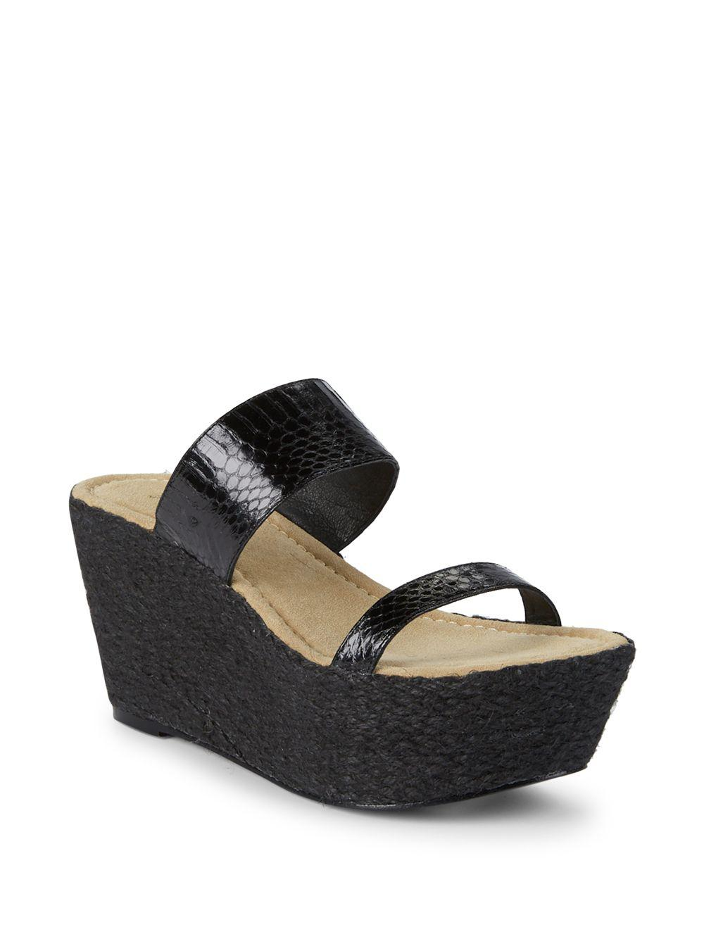 Casual concurrence kimber james heels wedge excellent
