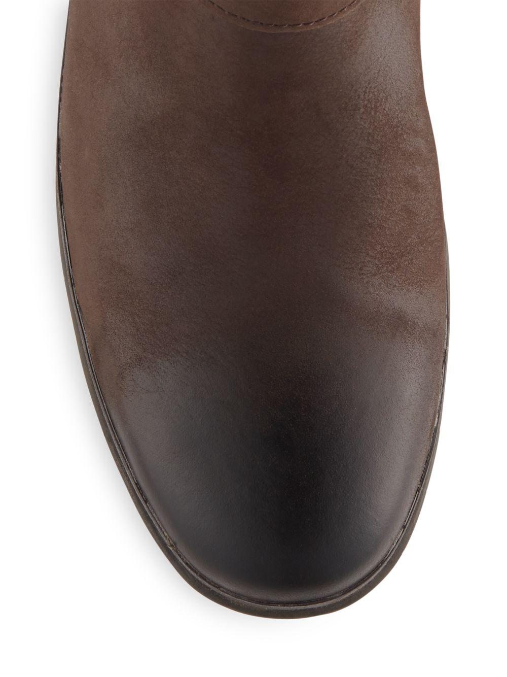 fc60b913be5 Ugg Brown Thomsen Uggpure-lined Suede & Leather Boots