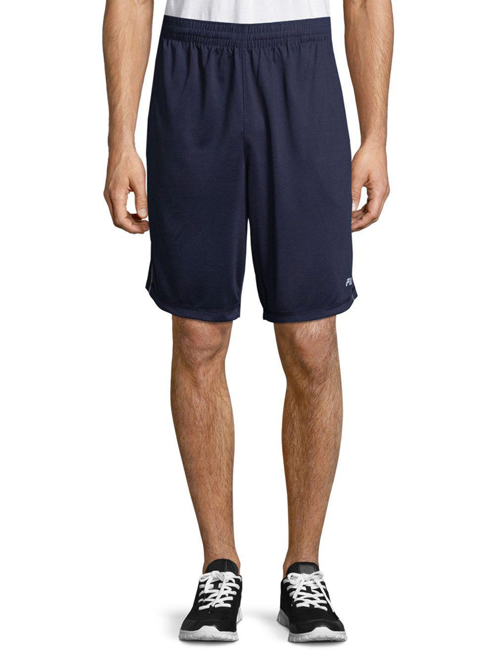 d978665a0ab0 Fila Sidewalk Shorts in Blue for Men - Lyst