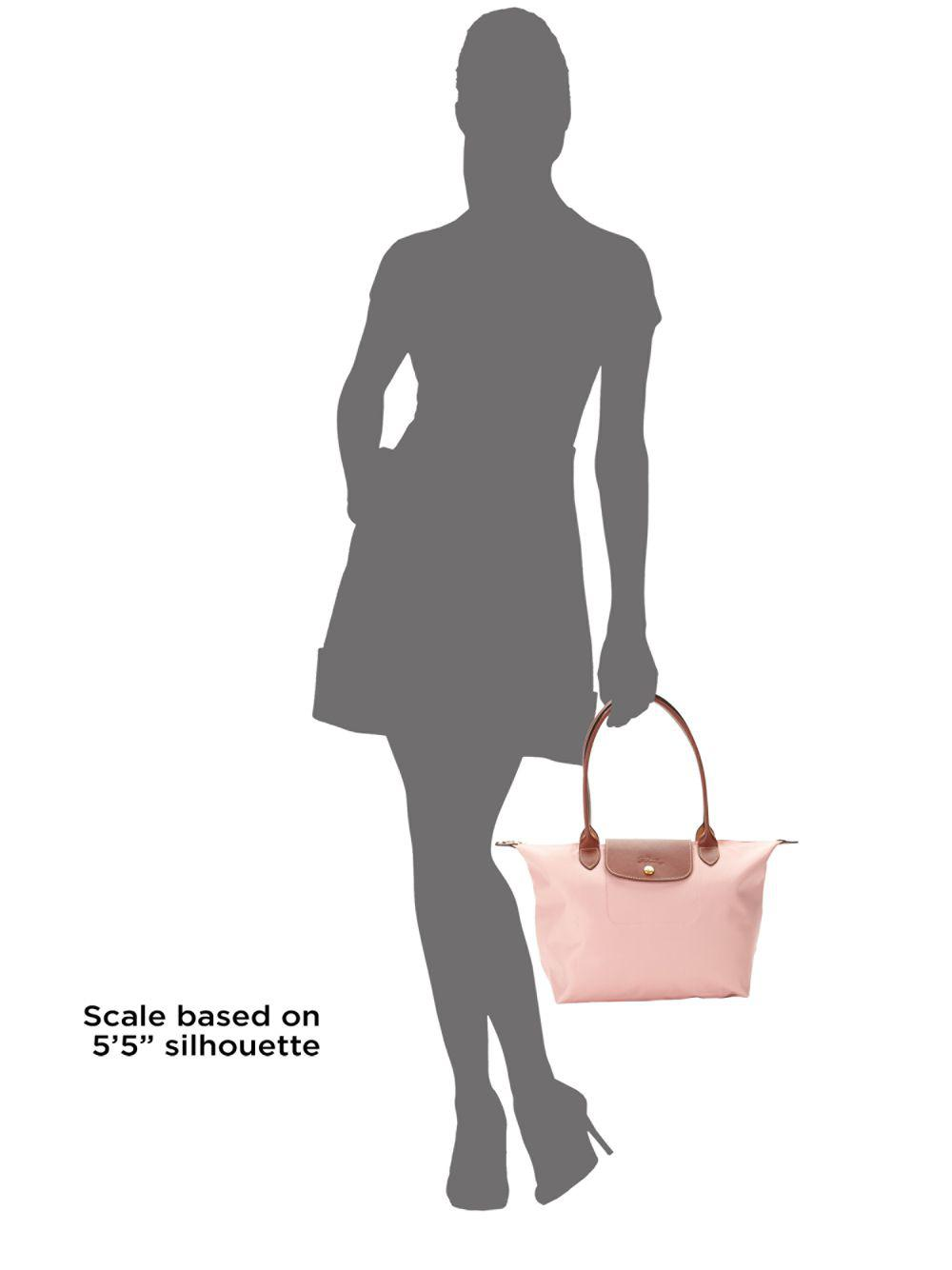 Longchamp Synthetic Le Pliage Spacious Tote in Light Pink (Pink)