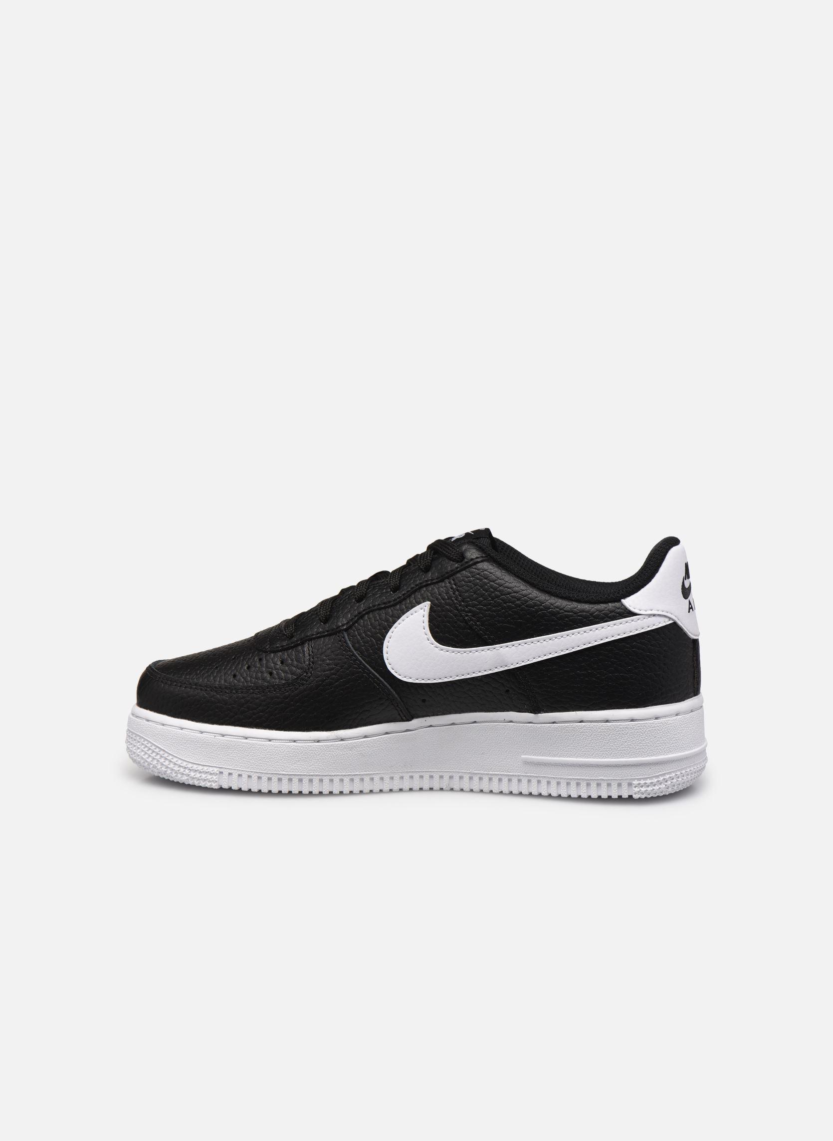 Air Force 1 (Gs) Nike pour homme en coloris Noir - Lyst