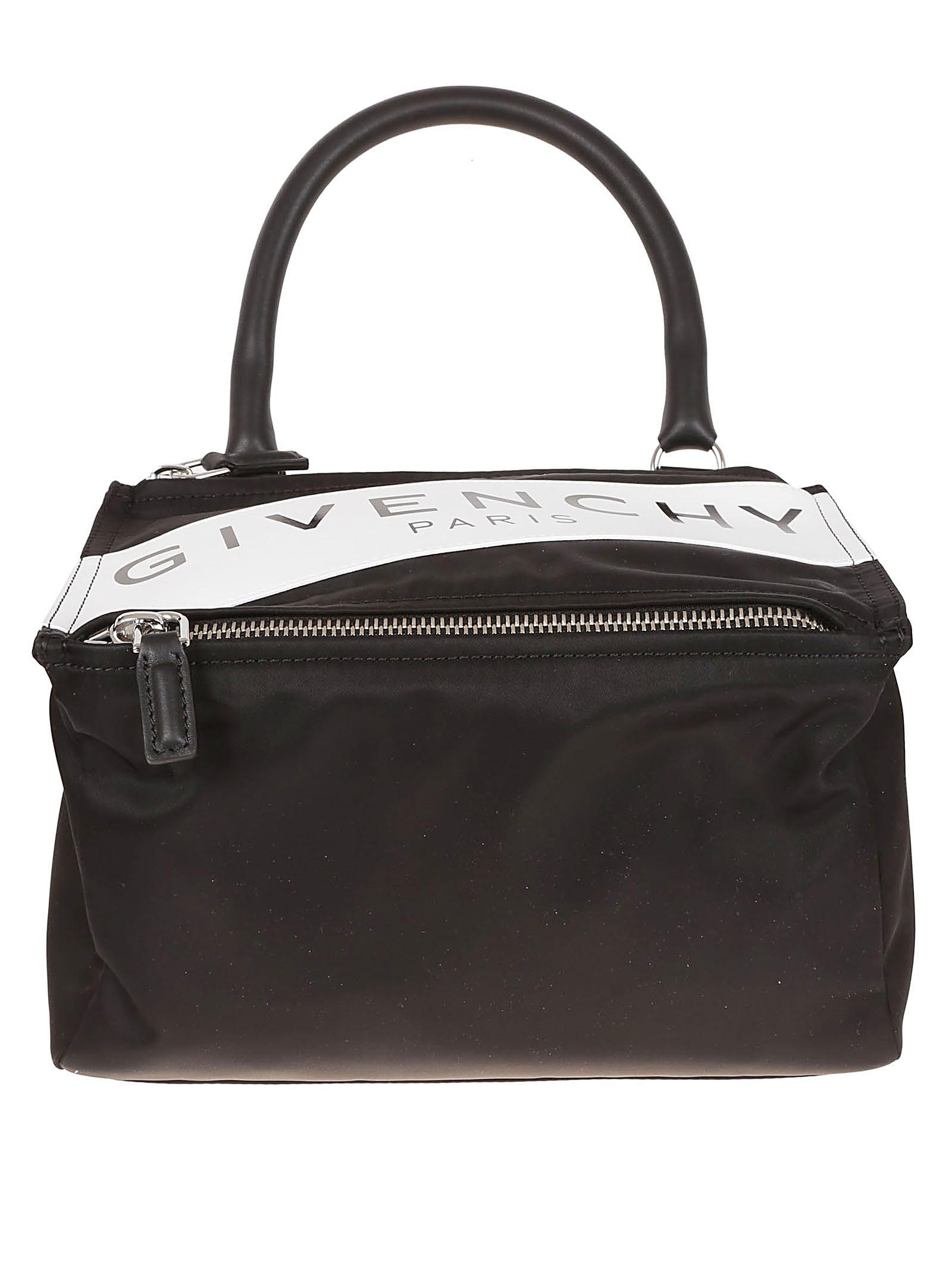 e64ec255ec70 Givenchy Pandora - Small Bag in Black - Lyst