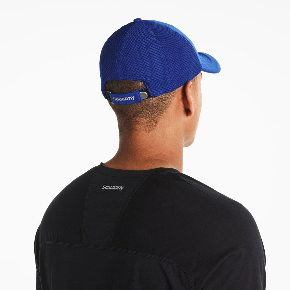Lyst - Saucony Freedom Cap in Blue for Men 6c36bf584a4