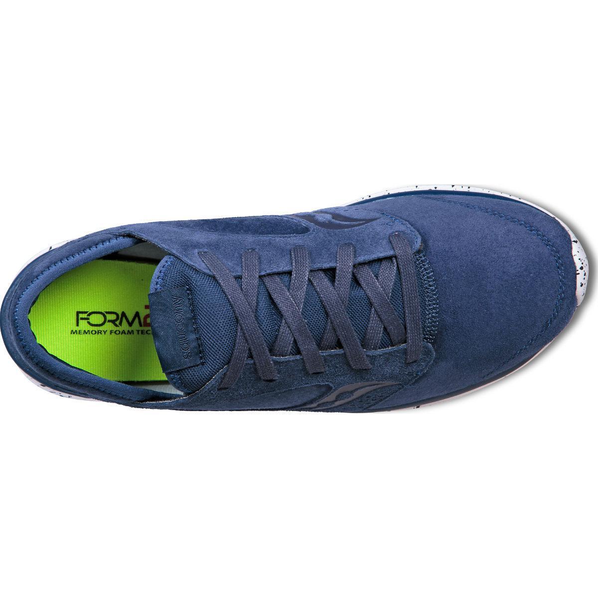 ae53be9e56 Men's Blue Kineta Relay Premium Suede