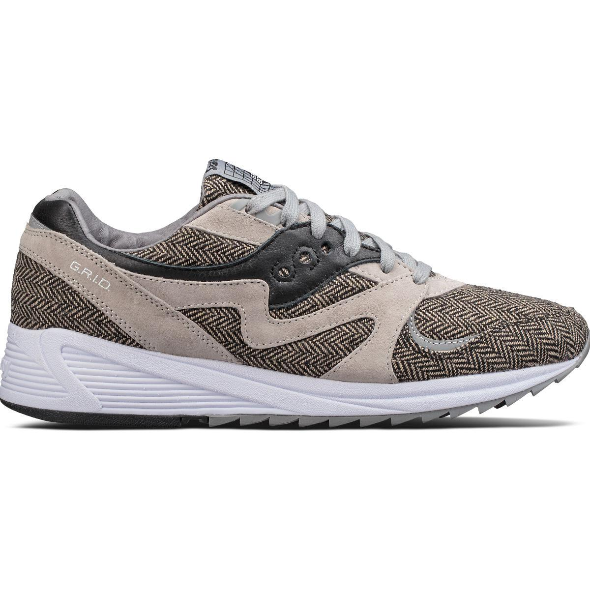 9d7a1d72d61a Lyst - Saucony Grid 8000 Cl Ht Tailored in Gray for Men