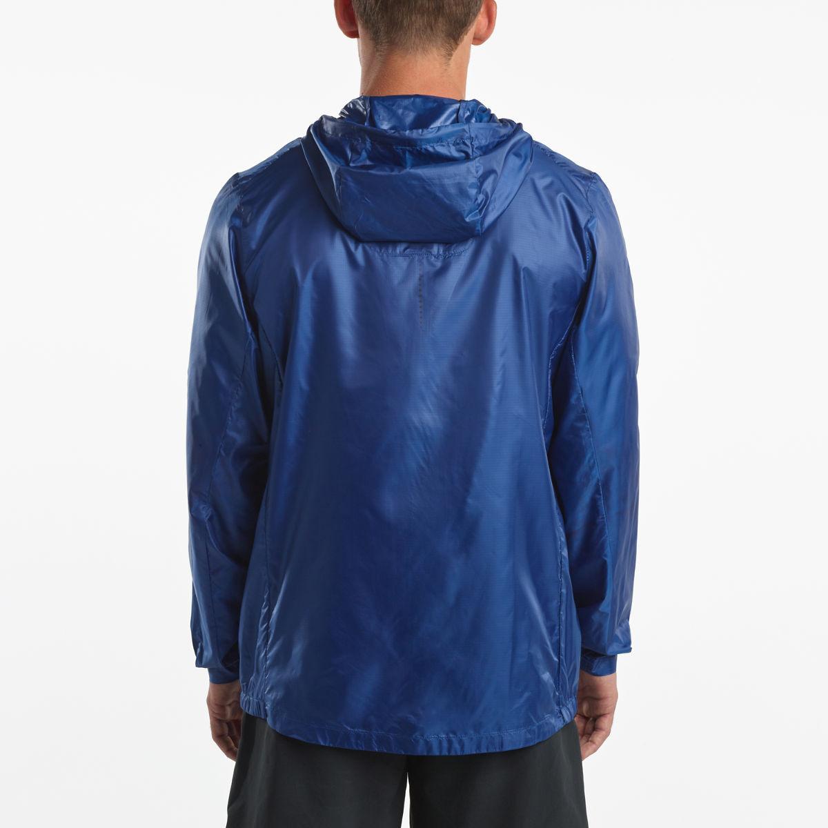 116ae4b7aa Men's Blue Pack-it Run Jacket