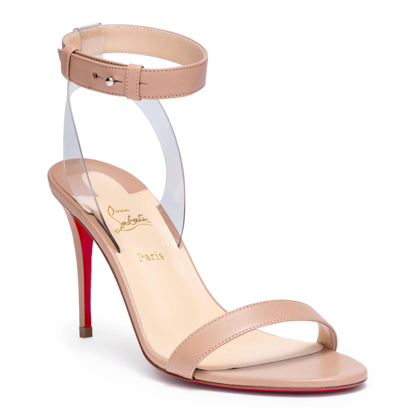 4fc61d0ed christian-louboutin--Jonatina-85-Beige-Leather-Sandals.jpeg