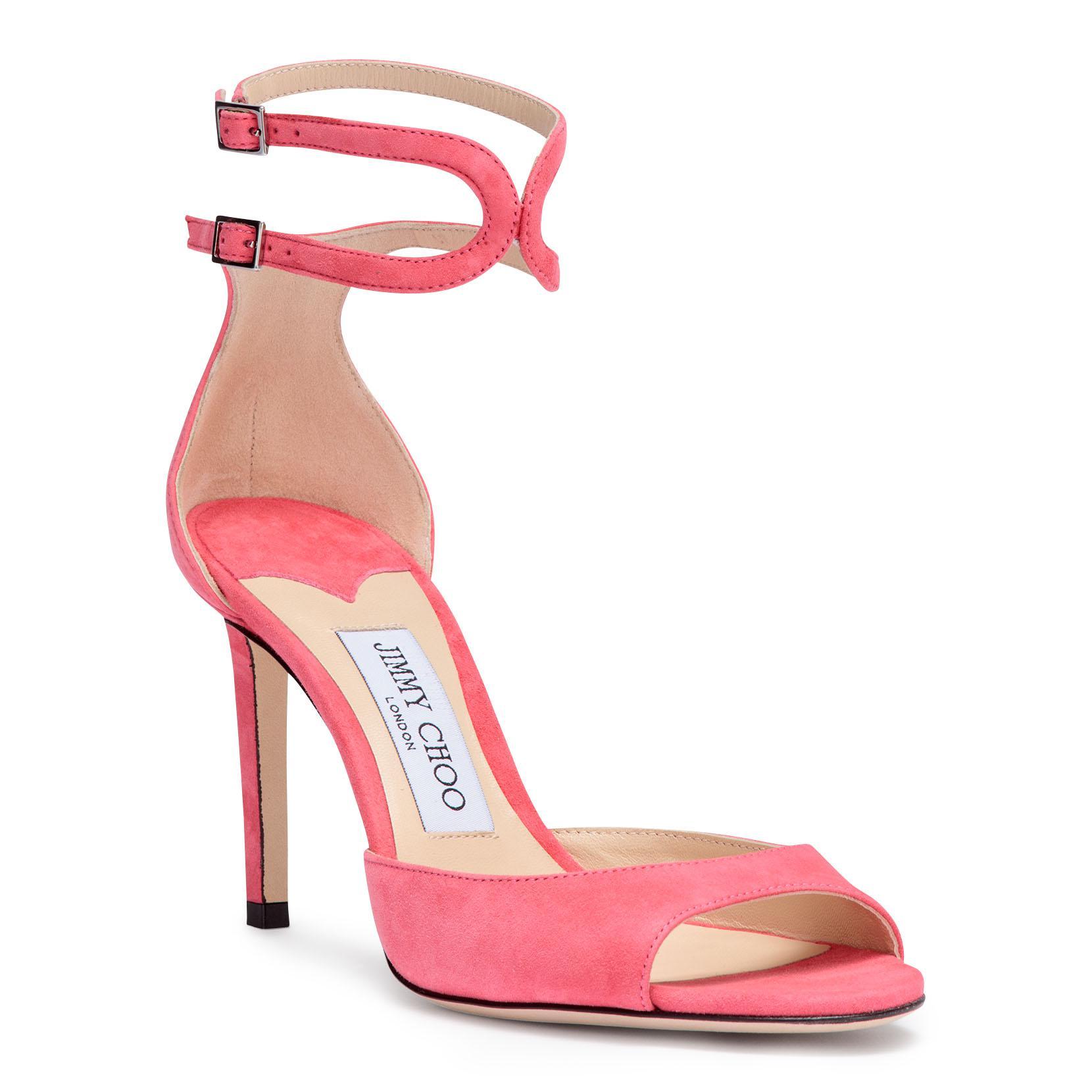 Lane sandals - Pink & Purple Jimmy Choo London 3dAMt80rIM