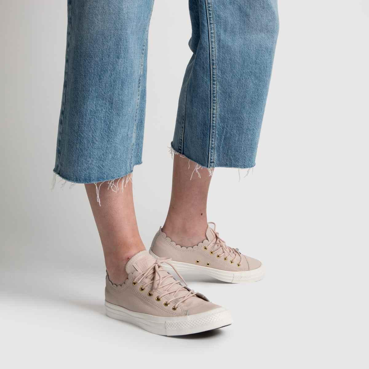 All Star Frilly Thrills Ox Trainers