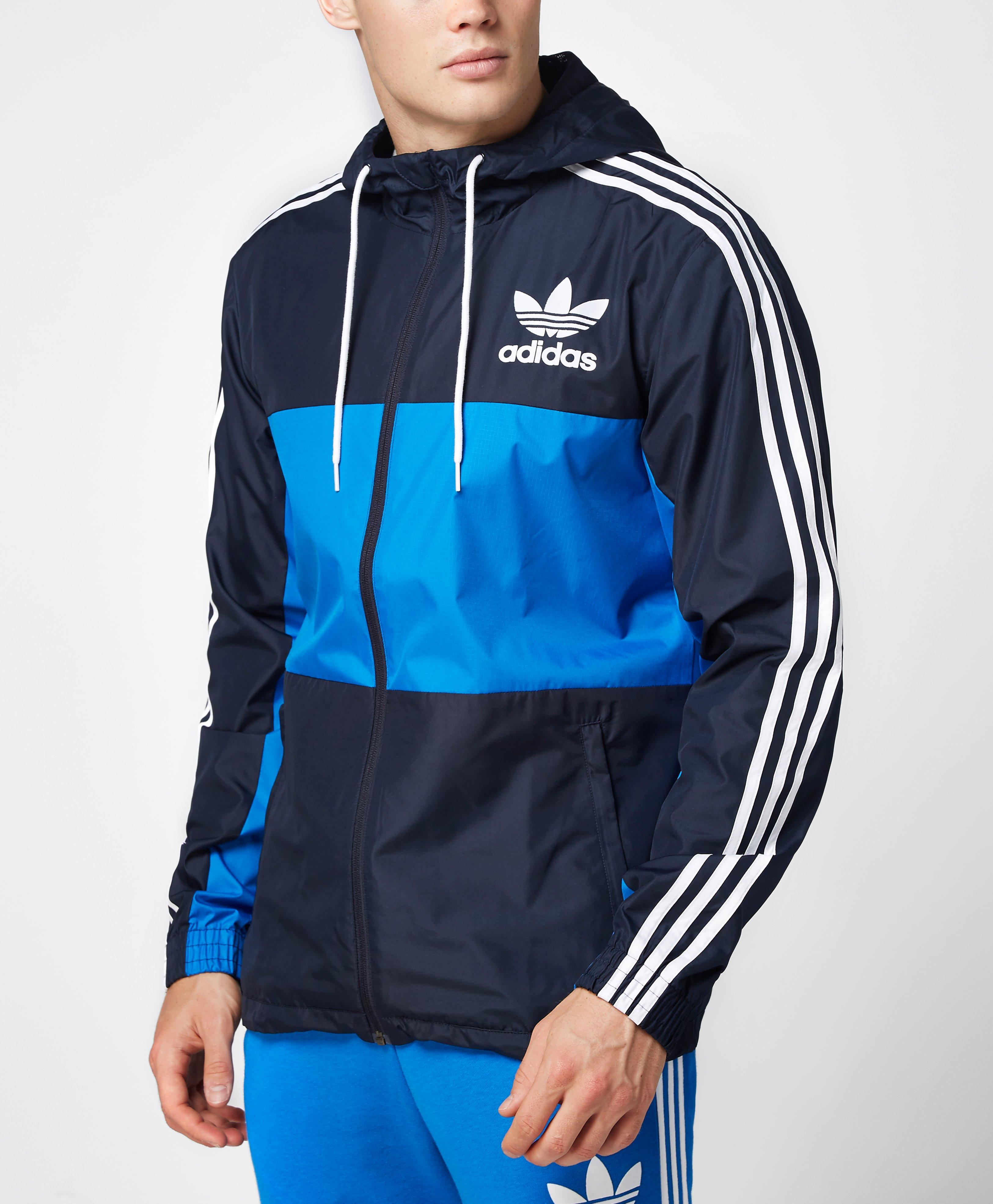 Adidas Originals CLFN Windbreaker Black