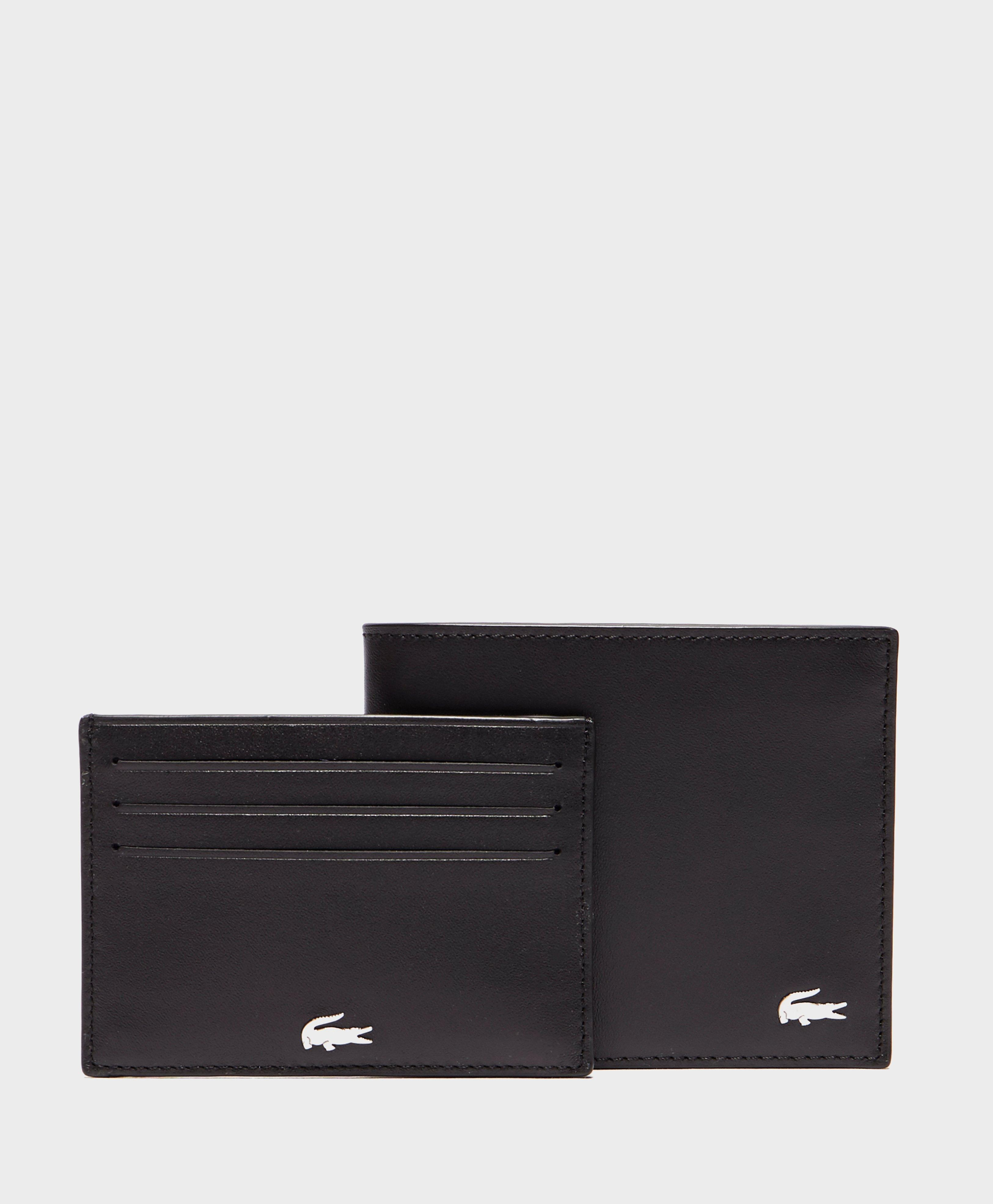 Lacoste Leather wallet Card Holder.