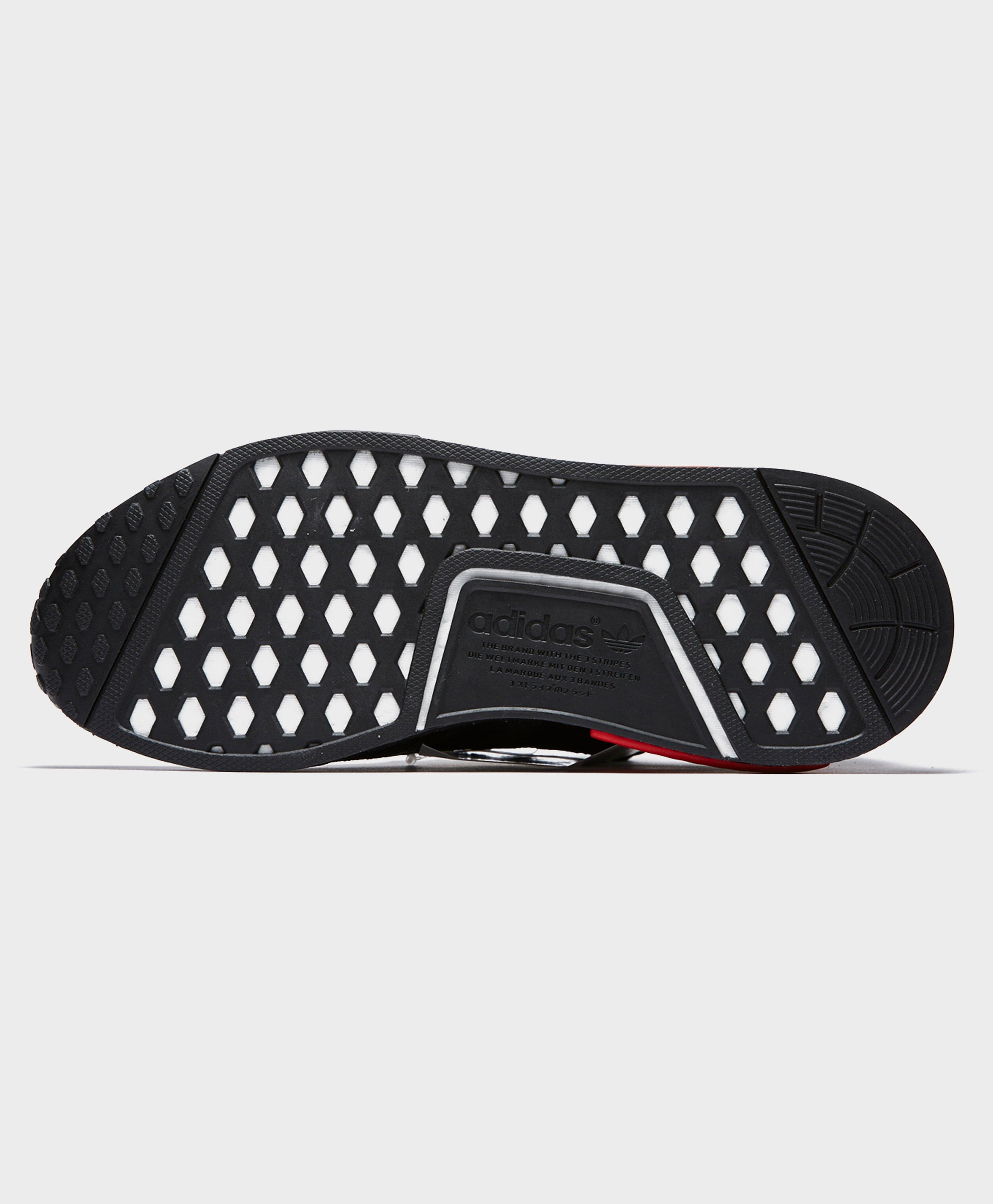 Adidas Originals Nmd R1 Ripstop in Black for Men - Lyst 48cb11ba2