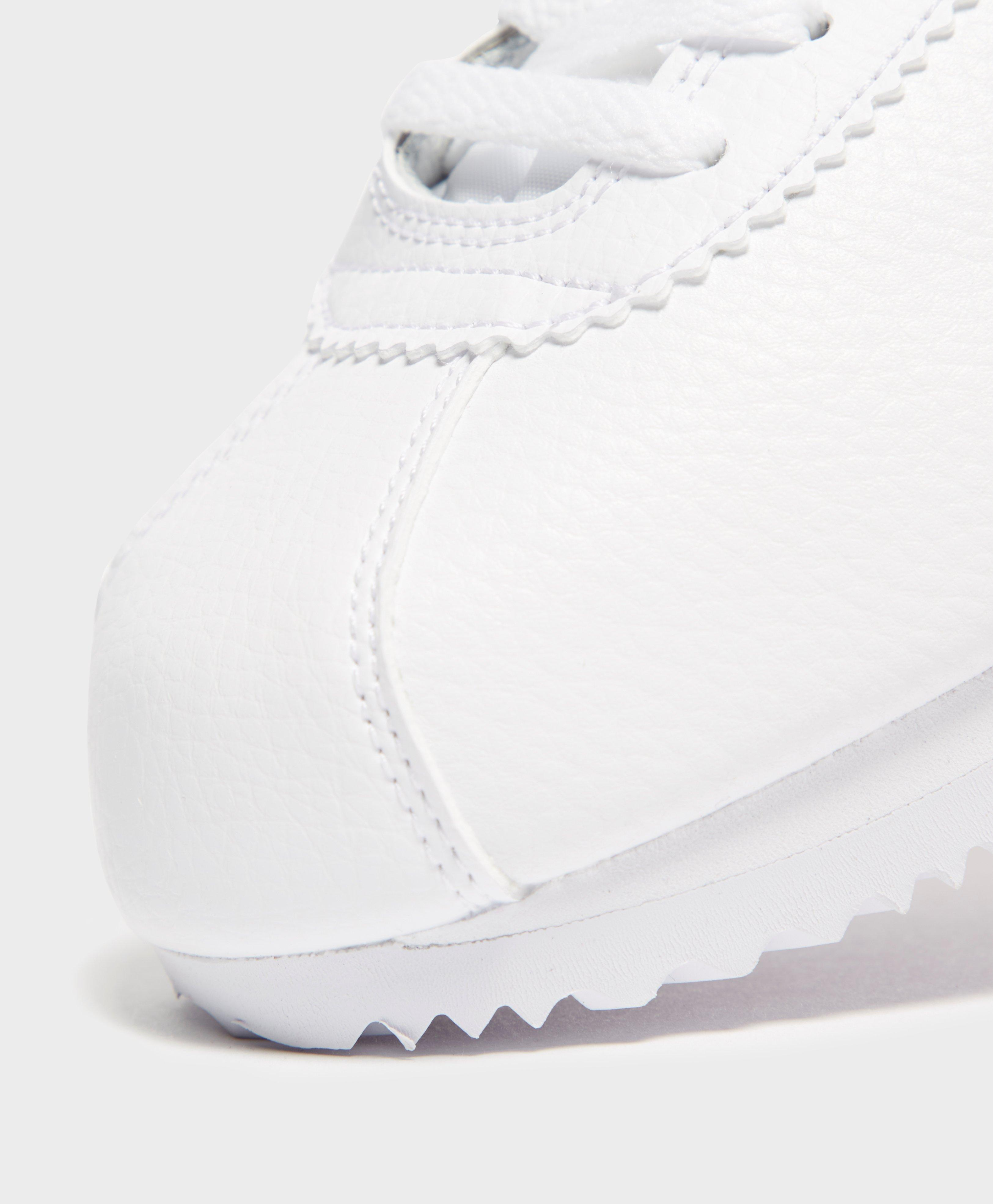 Nike Classic Cortez Leather in White for Men