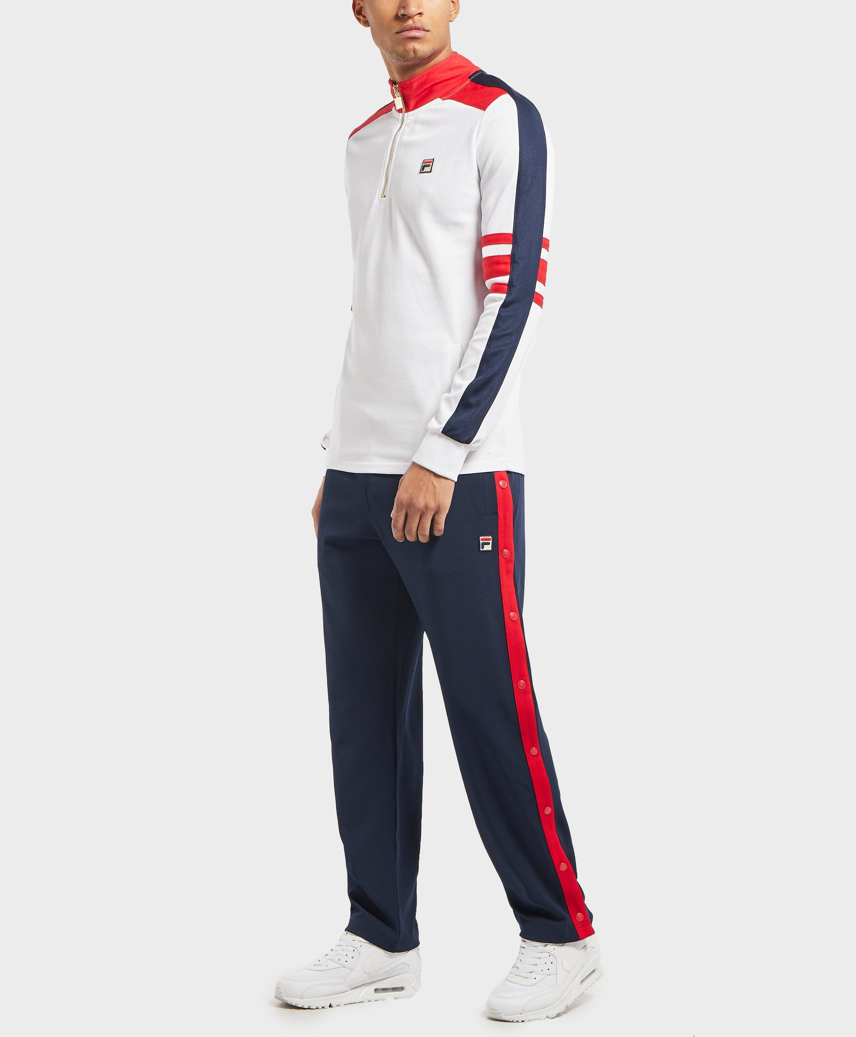 9053ea72bd2ad Fila Friars Popper Track Pants - Online Exclusive in Blue for Men - Lyst