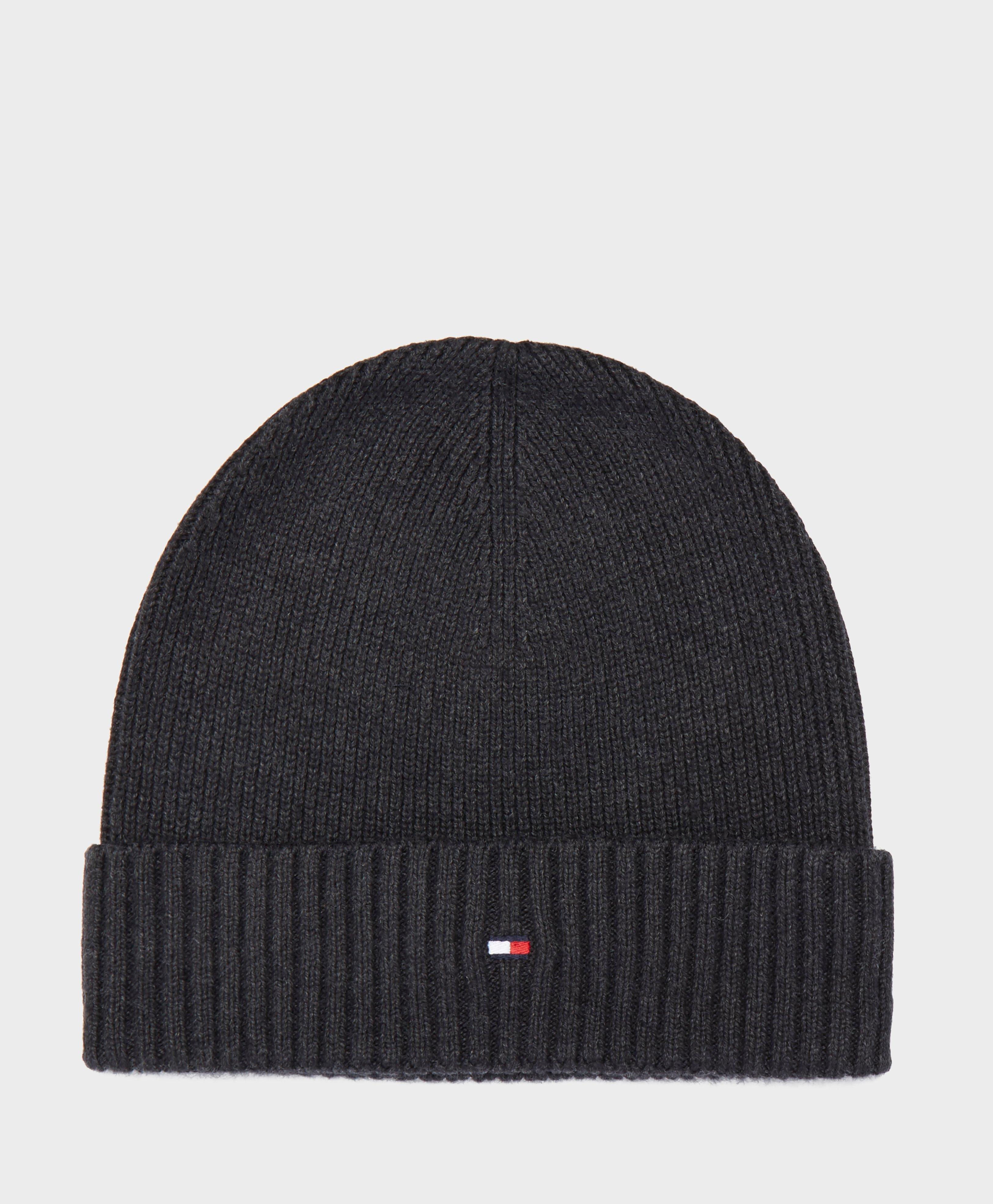 Tommy Hilfiger Small Flag Beanie for Men - Lyst c5dbbc28fc6