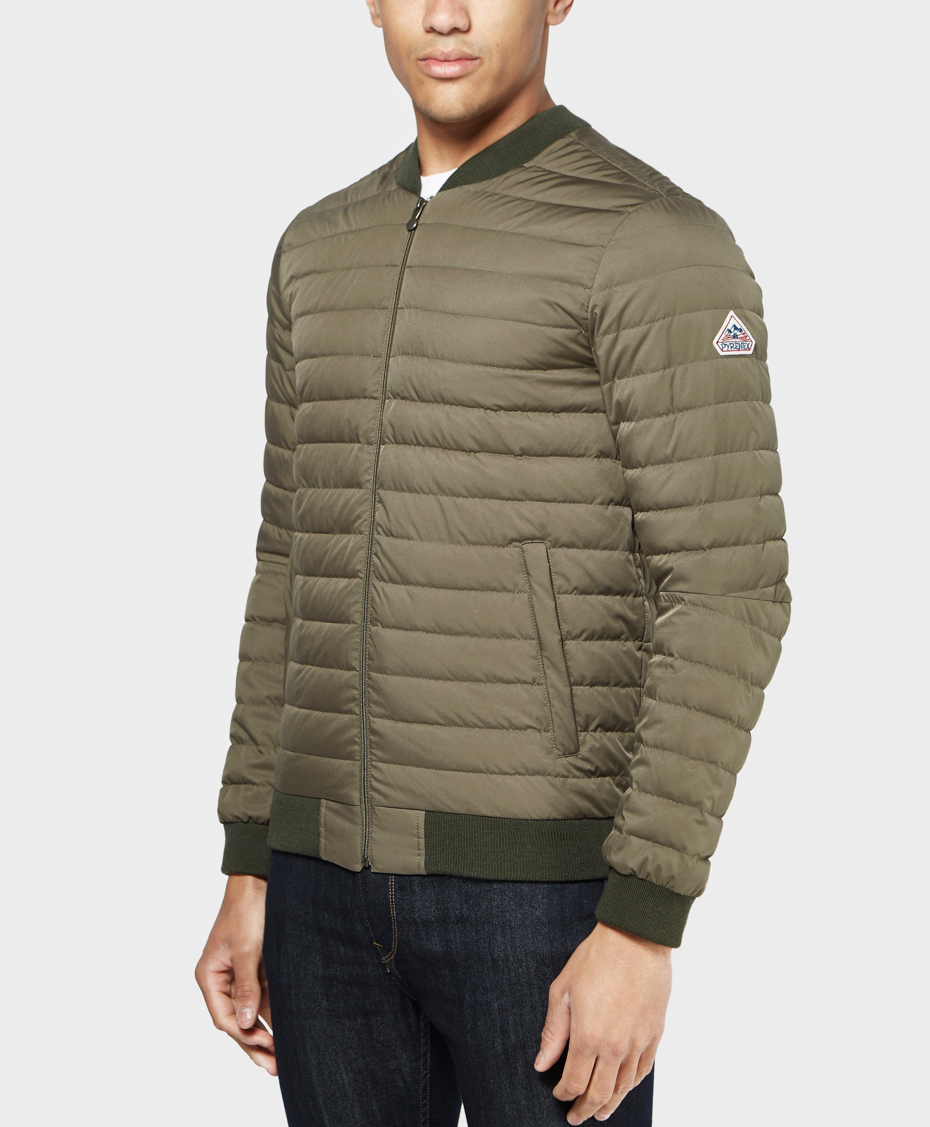 611981eb4 Pyrenex Multicolor Bruno Lightweight Jacket for men