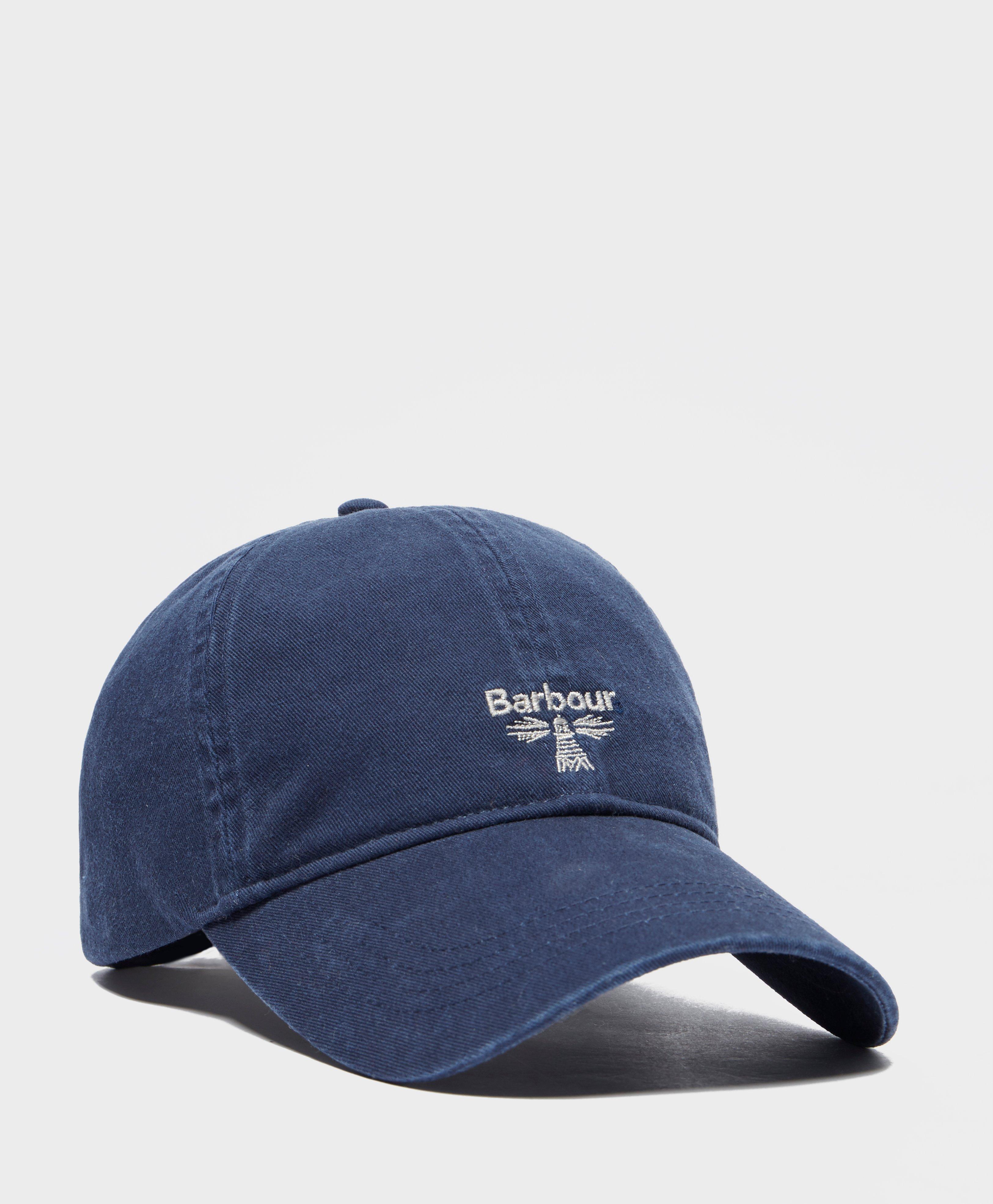 Barbour - Blue Beacon Cap for Men - Lyst. View fullscreen 3713b89ffd00