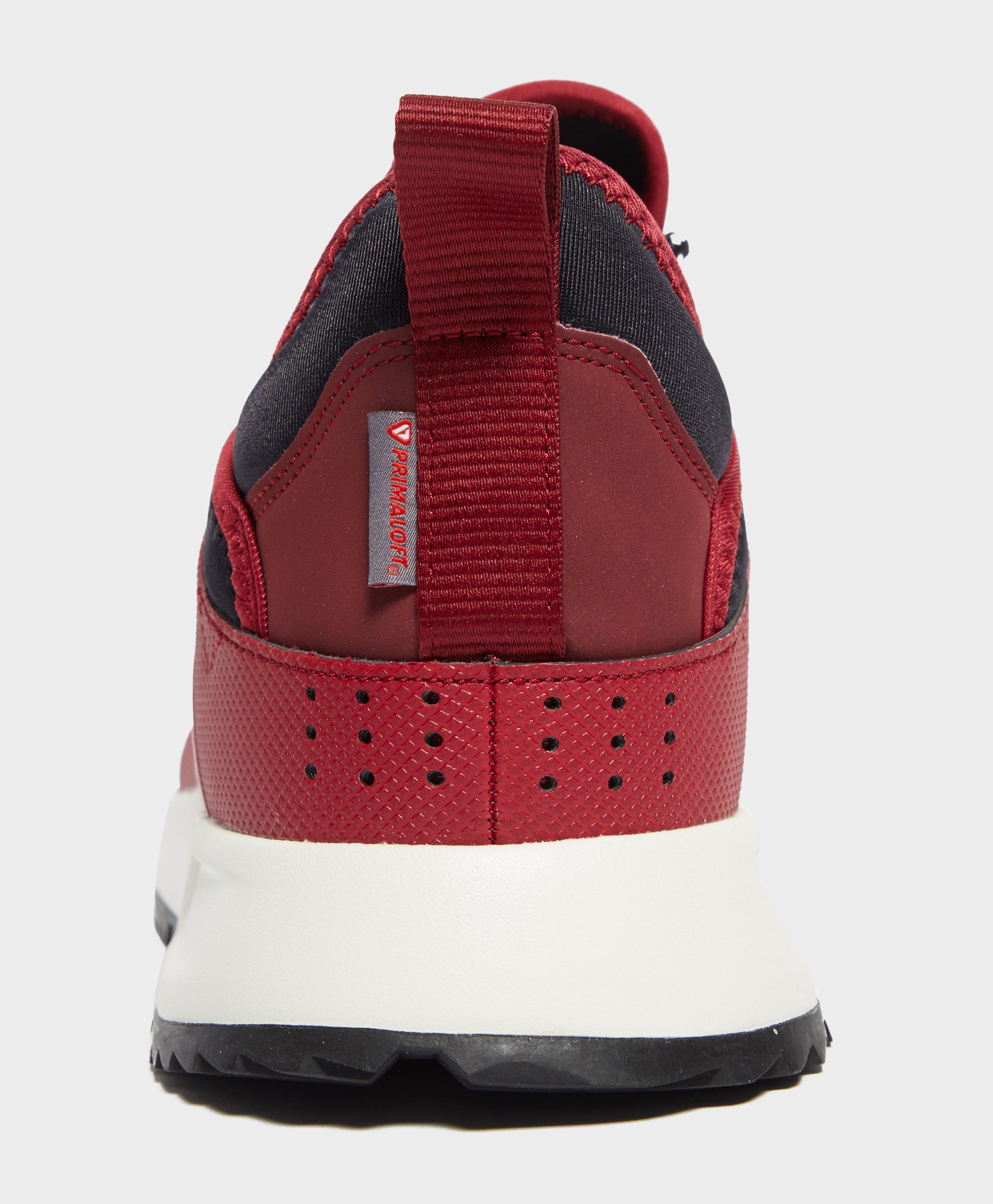 lyst adidas originali xplr sneakerboot in rosso per gli uomini.