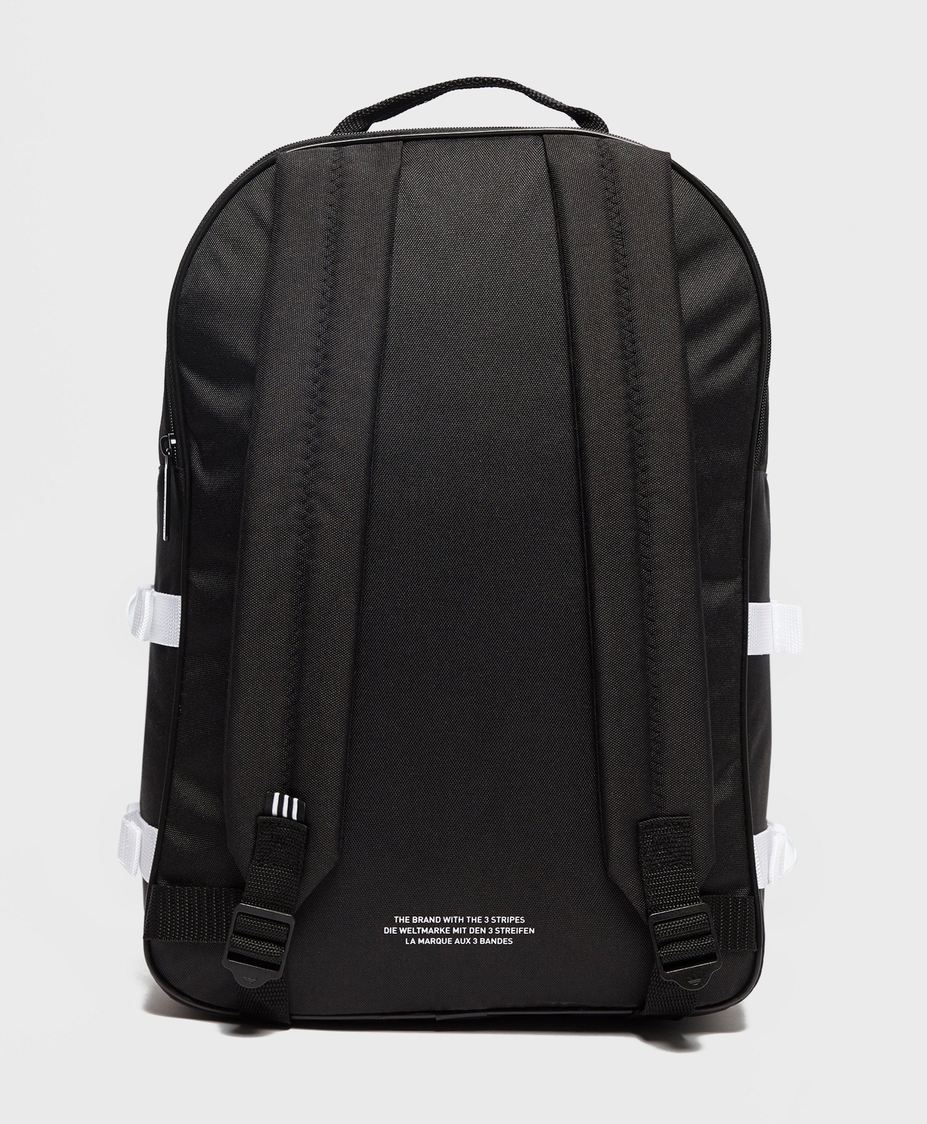 adidas Originals Synthetic Essential Backpack in Black for Men
