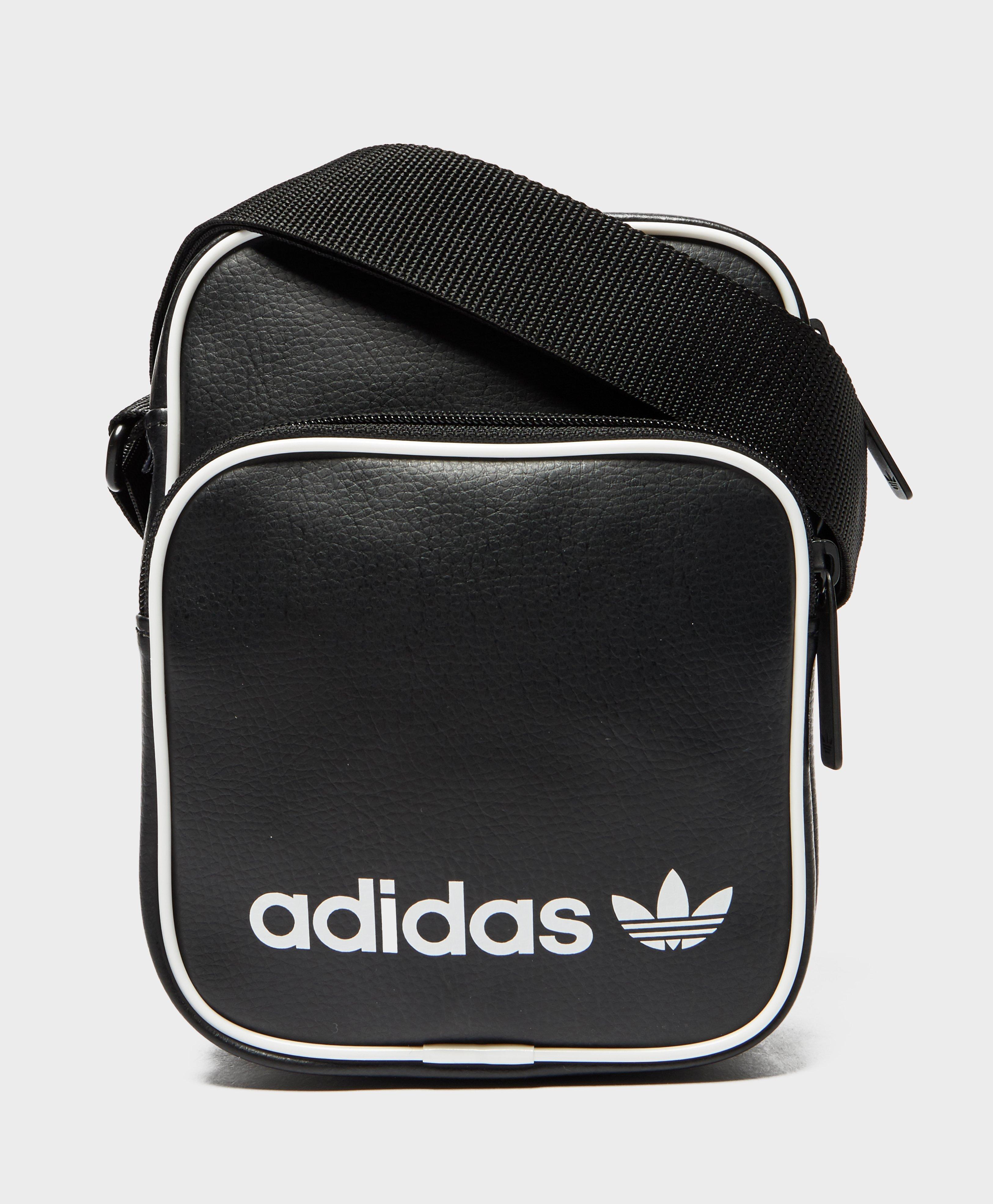 adidas Originals Cross Body Bag - Online Exclusive in Black for Men ... f578d0aeb01fa