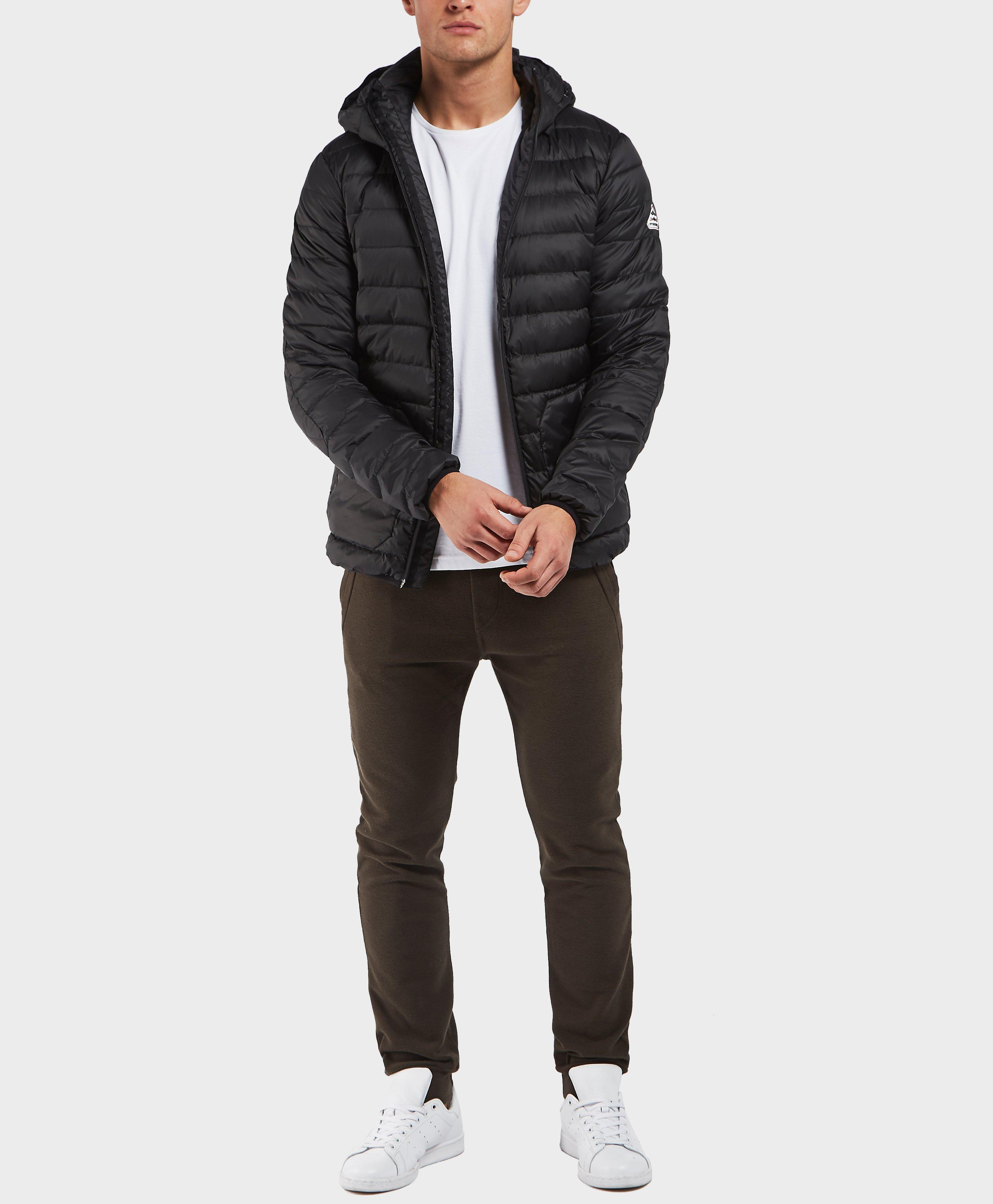 Pyrenex Synthetic Montardo Padded Jacket in Black for Men