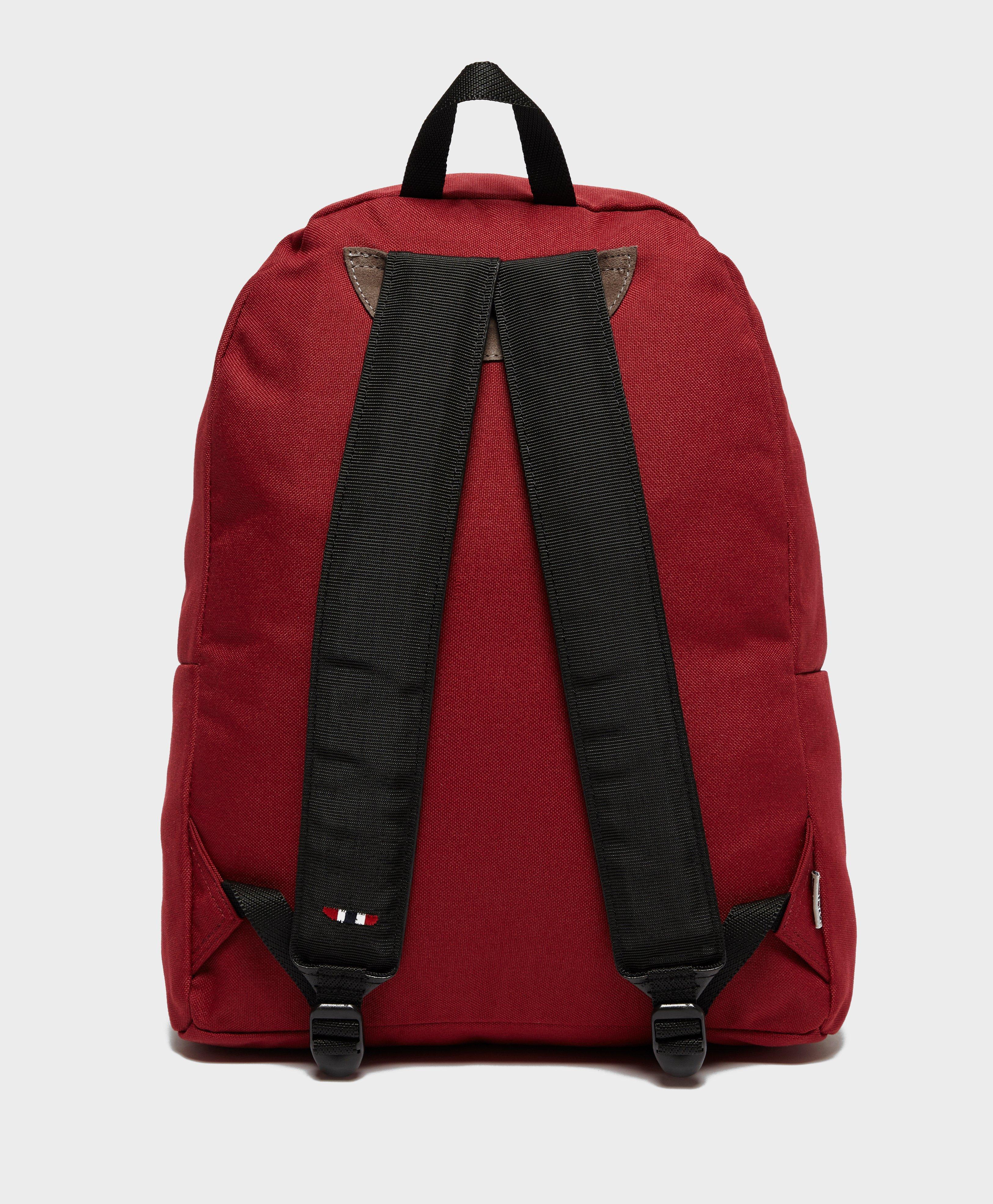 Napapijri Voyage Backpack in Red for Men - Lyst 41ceaa44b9e7